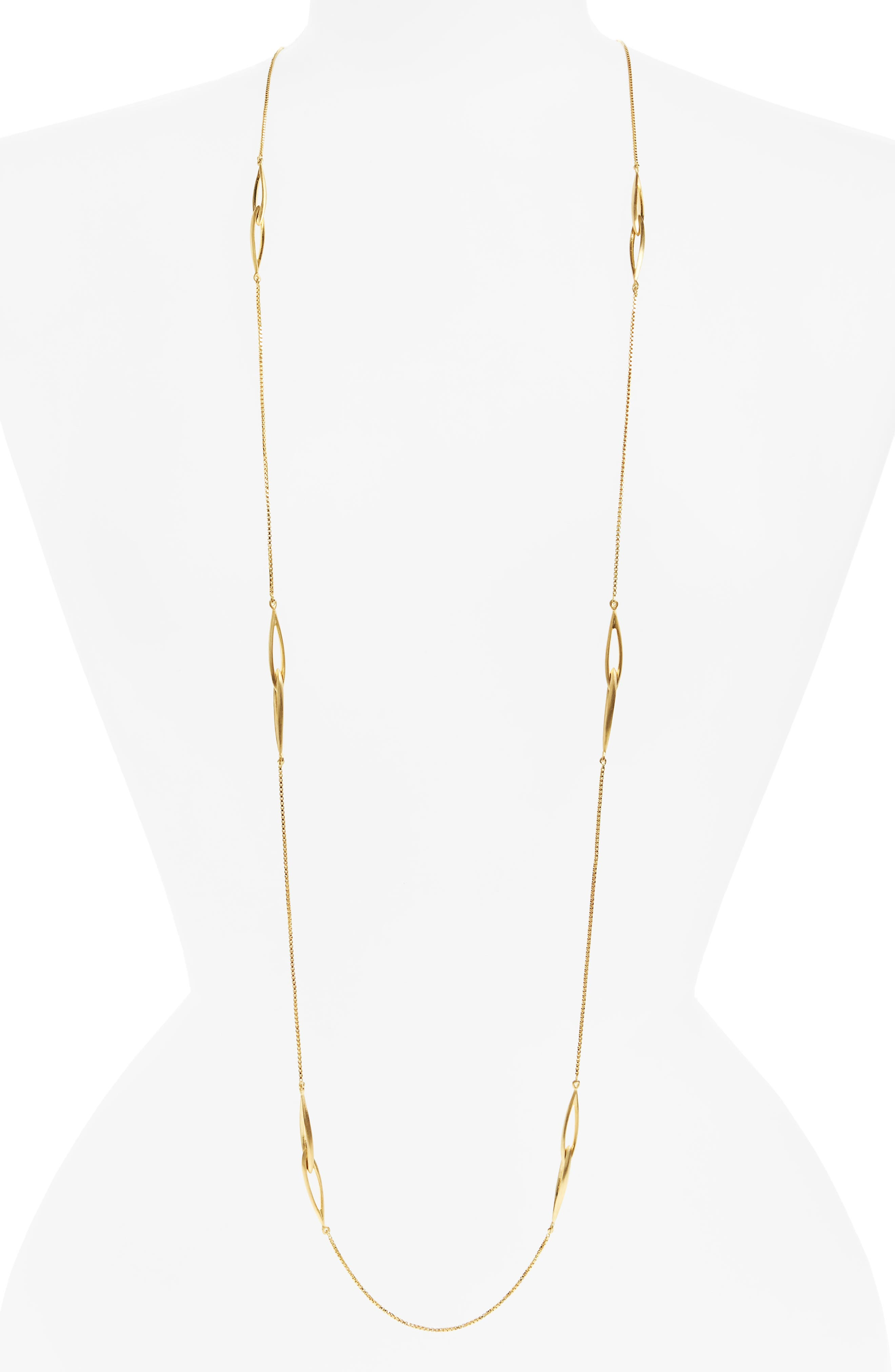DEAN DAVIDSON Entwined Station Necklace
