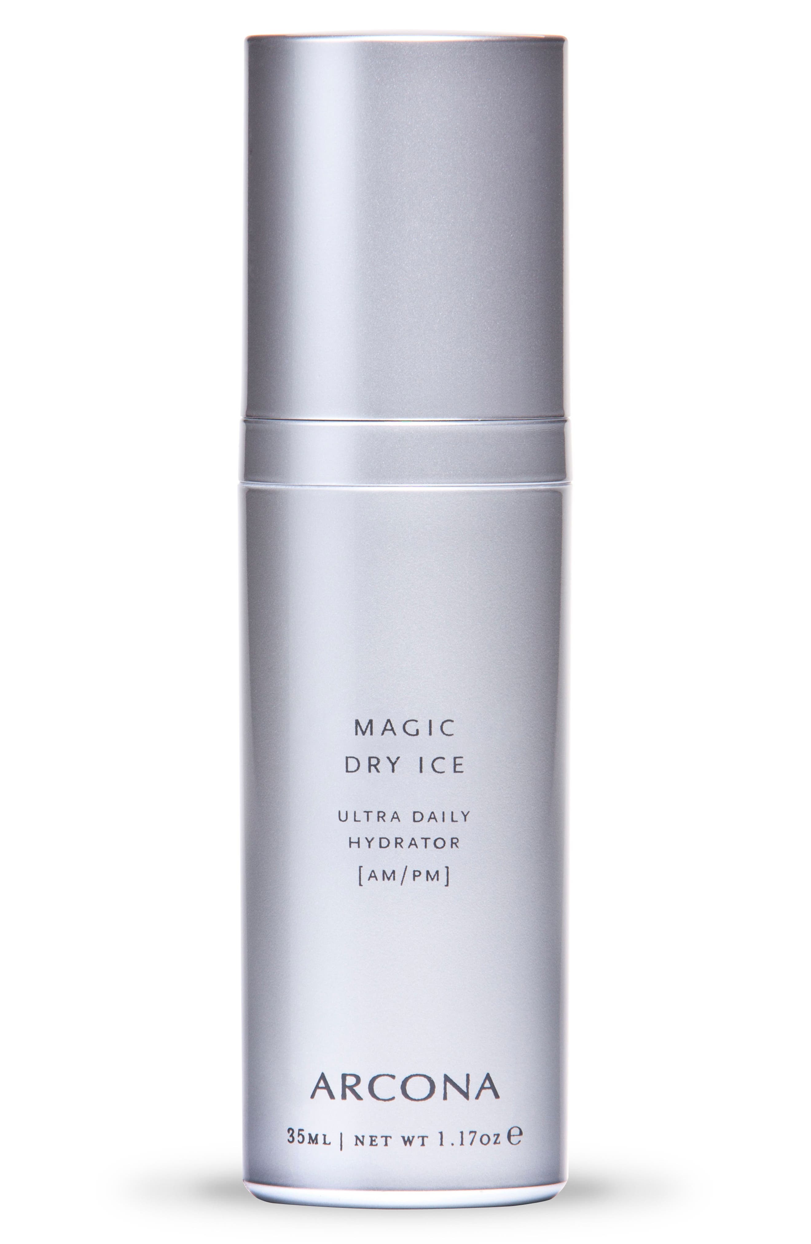 Magic Dry Ice Hydrating Gel,                             Main thumbnail 1, color,                             White