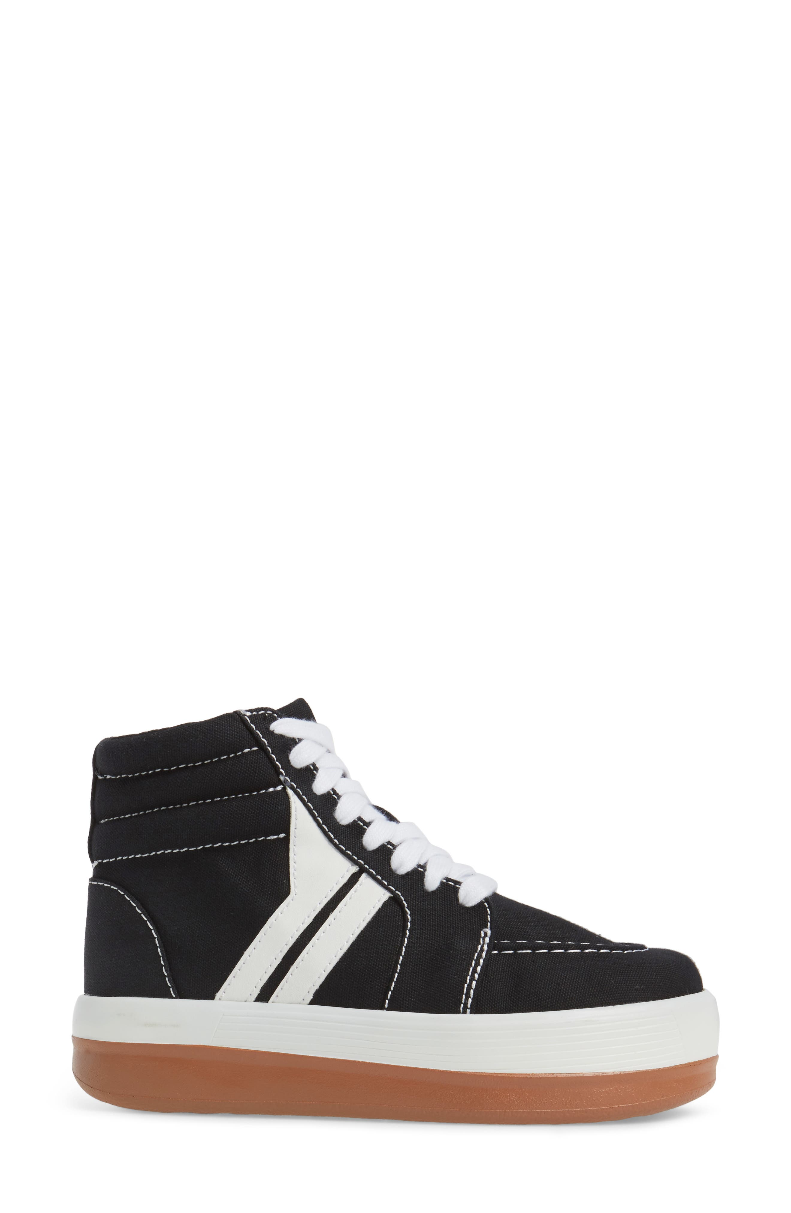 Alternate Image 3  - Jeffrey Campbell Grind High Top Sneaker (Women)