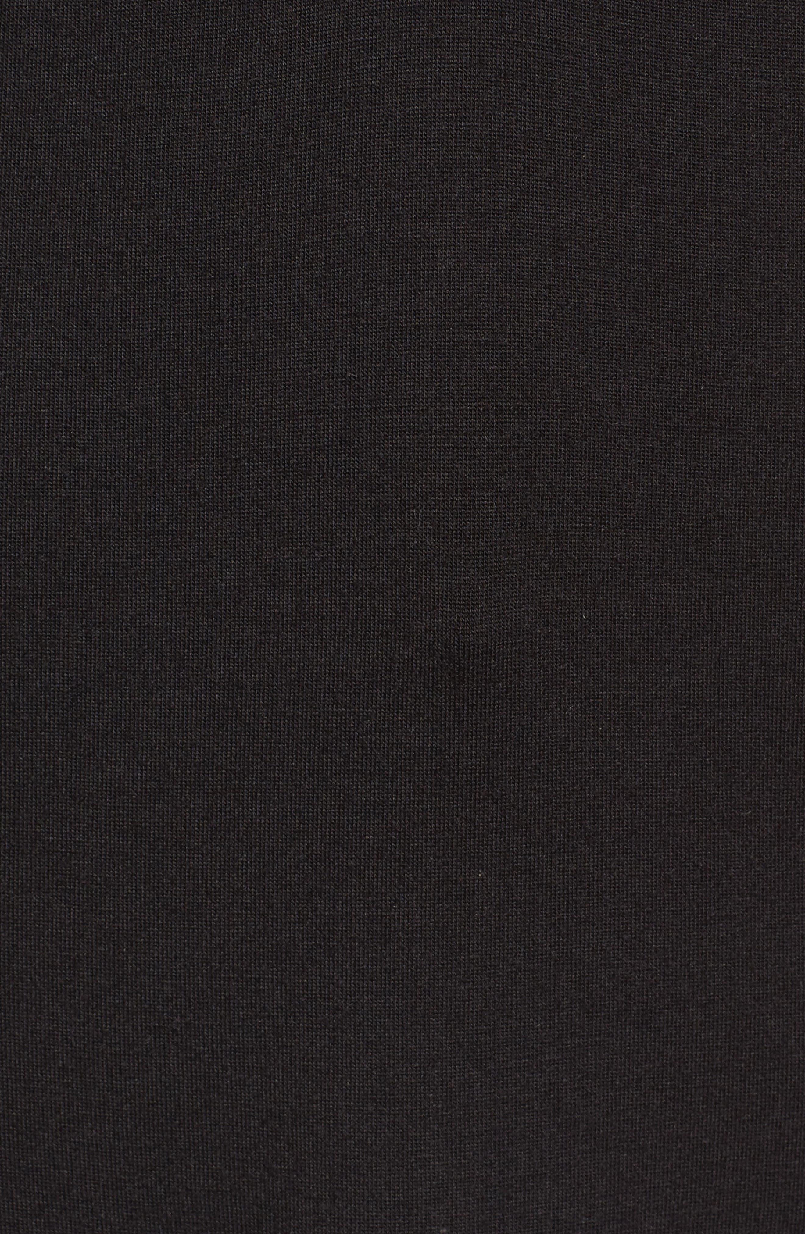 Eden Top,                             Alternate thumbnail 5, color,                             Black
