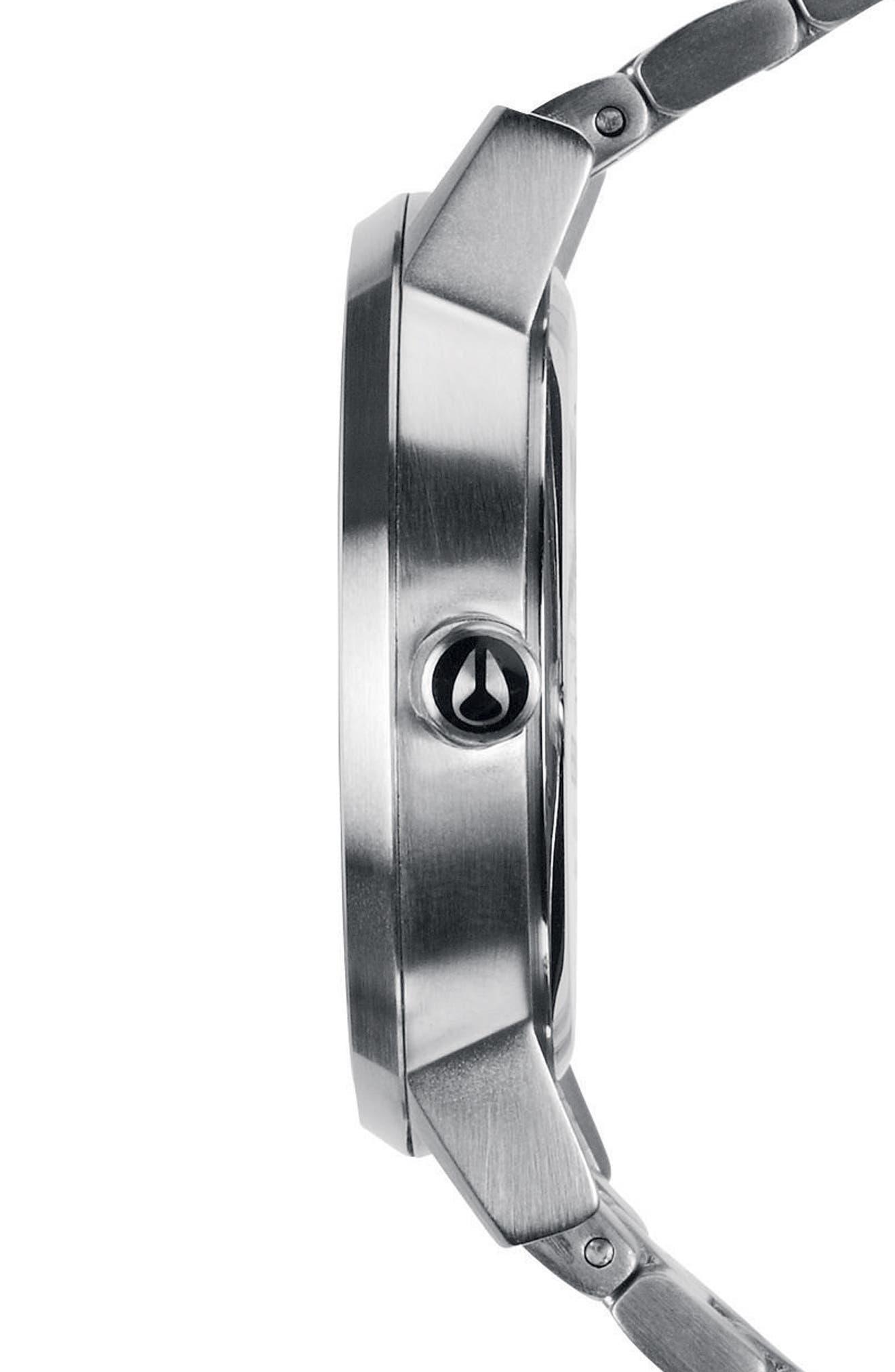 Alternate Image 3  - Nixon 'The Kensington' Bracelet Watch, 37mm