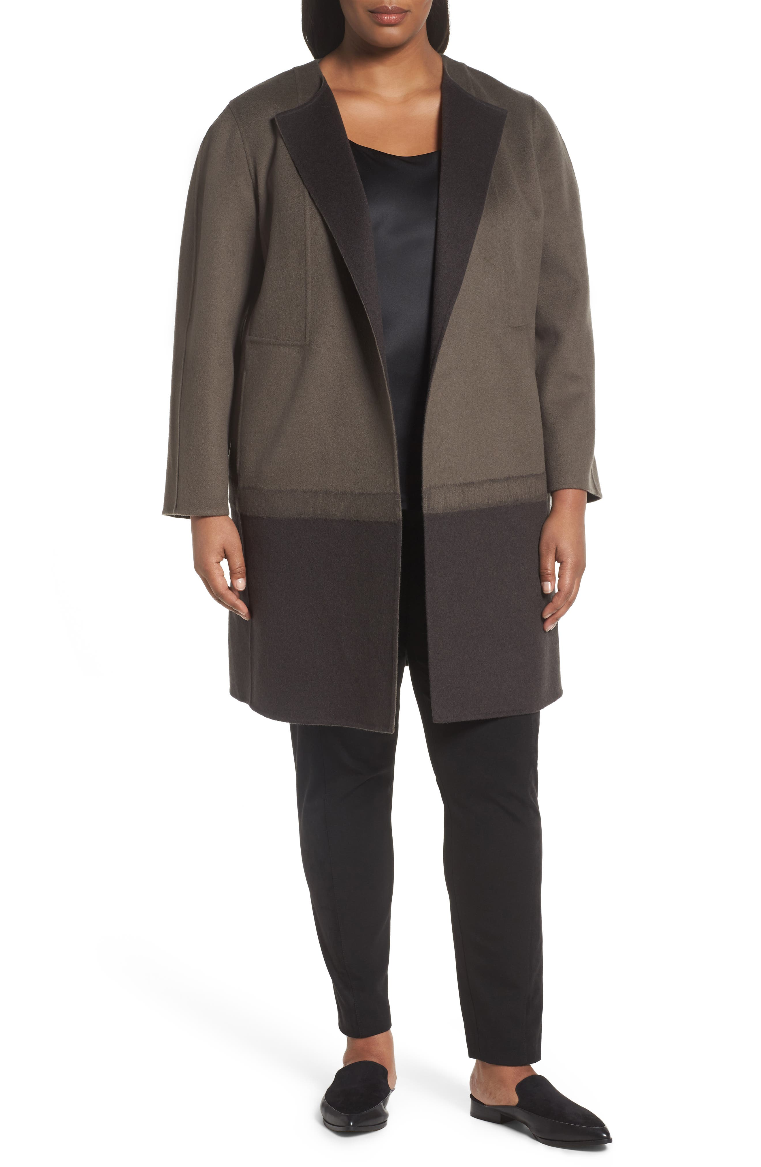 LAFAYETTE 148 NEW YORK Hayes Wool & Cashmere Coat
