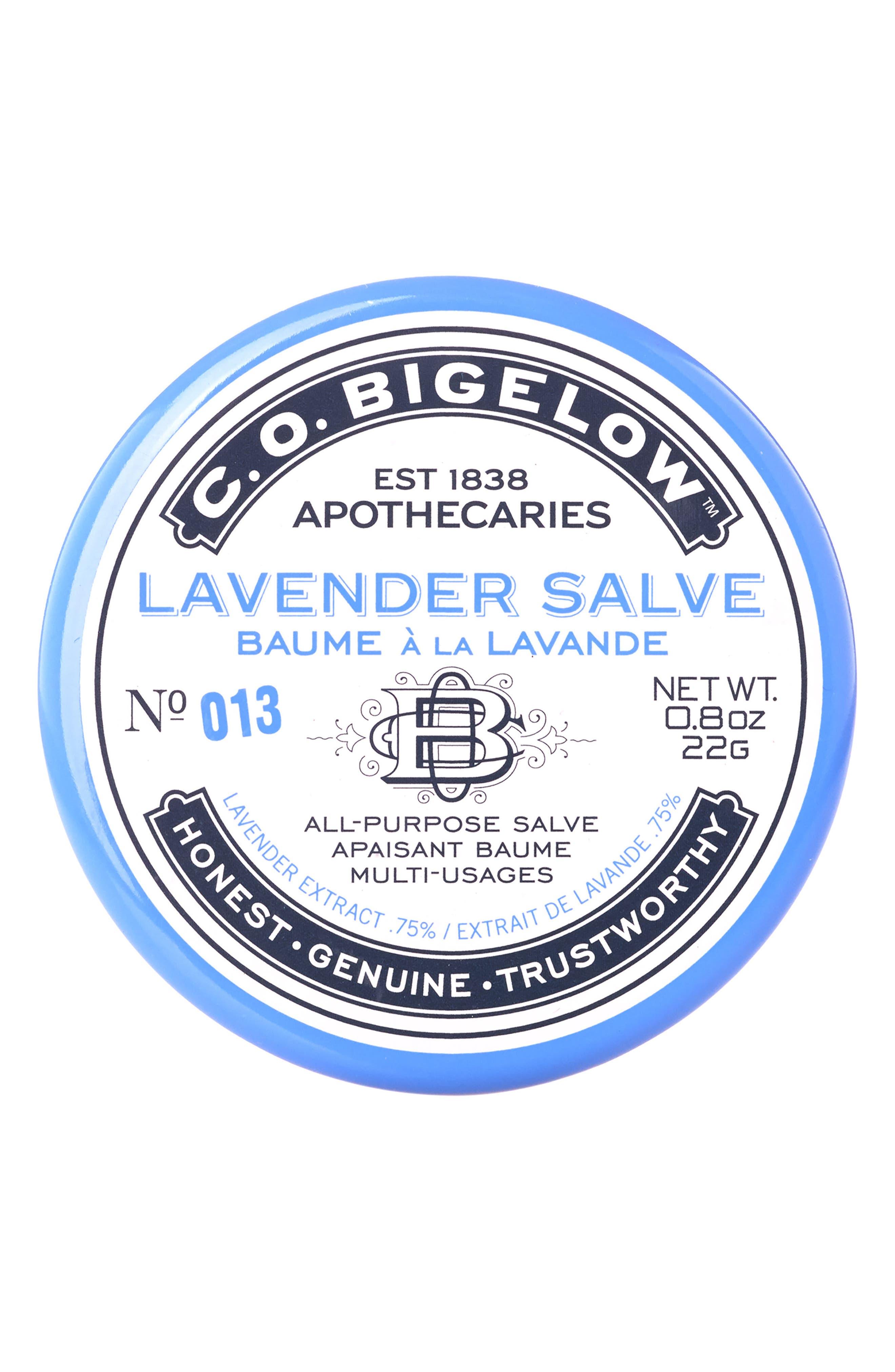 Main Image - C.O. Bigelow Lavender Salve