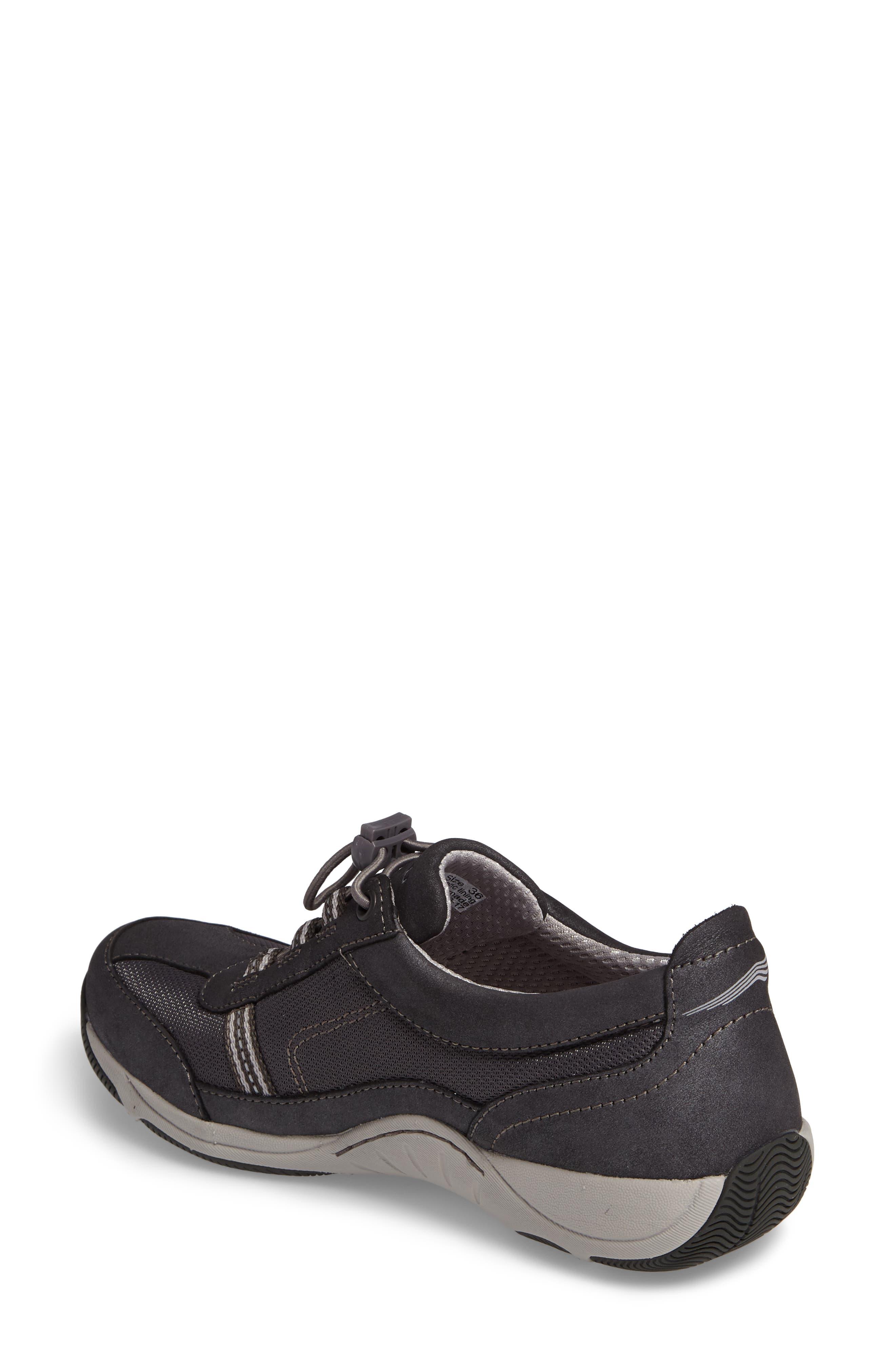 Alternate Image 2  - Dansko 'Helen' Suede & Mesh Sneaker (Women)