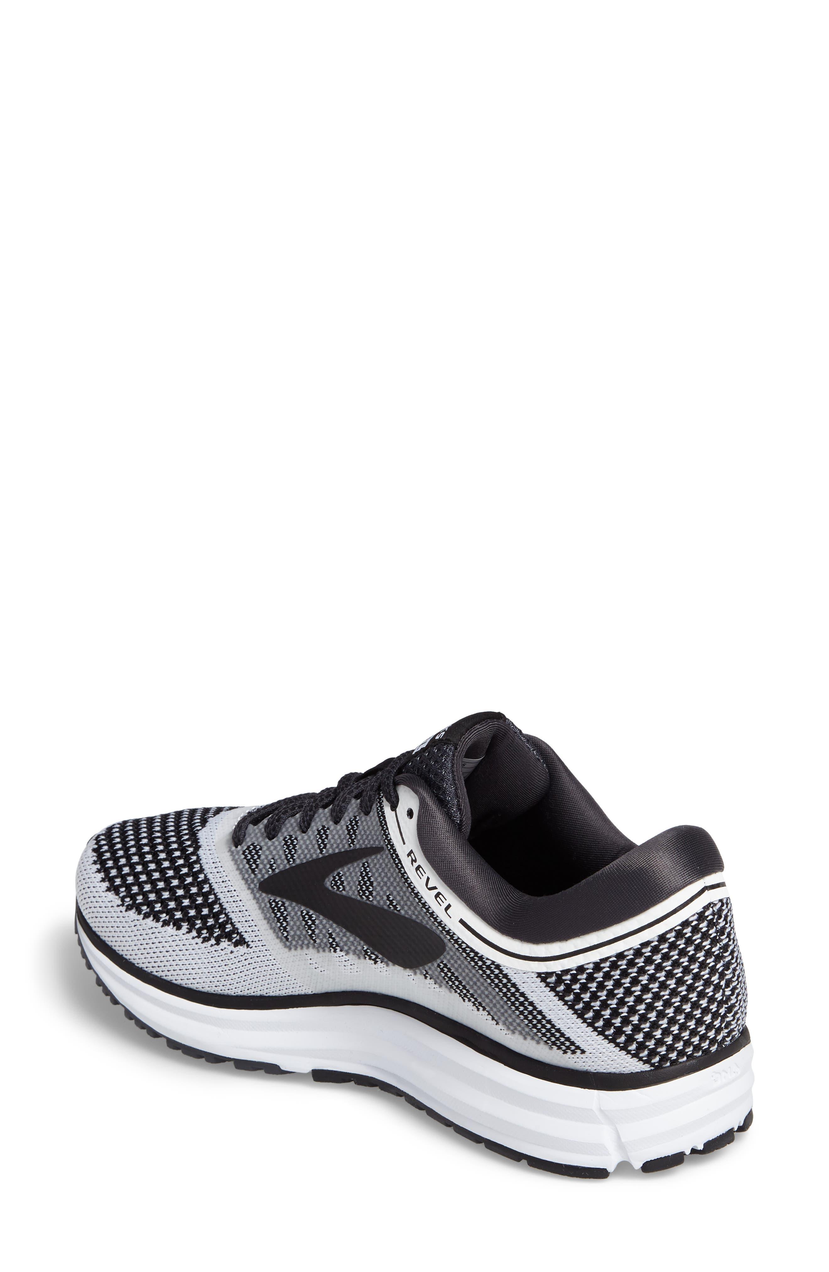 Alternate Image 2  - Brooks Revel Sneaker (Women)