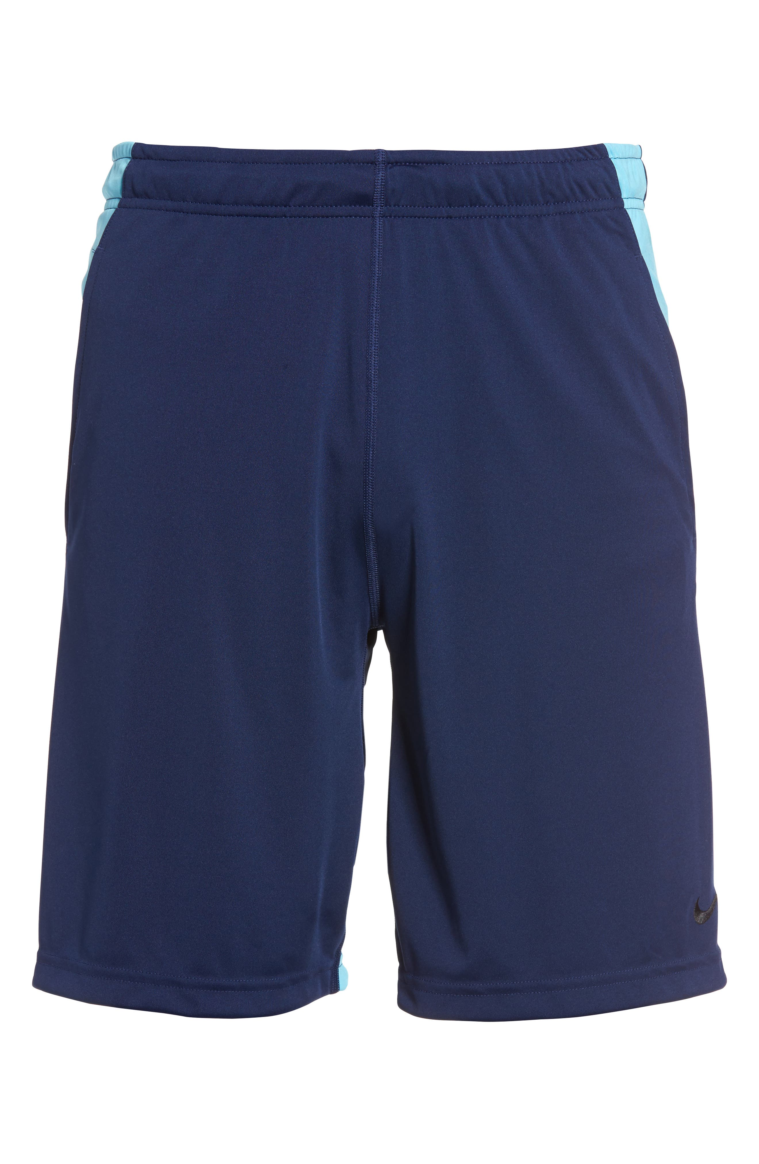 'Fly' Dri-FIT Training Shorts,                             Alternate thumbnail 2, color,                             Binary Blue/ Vivid Sky
