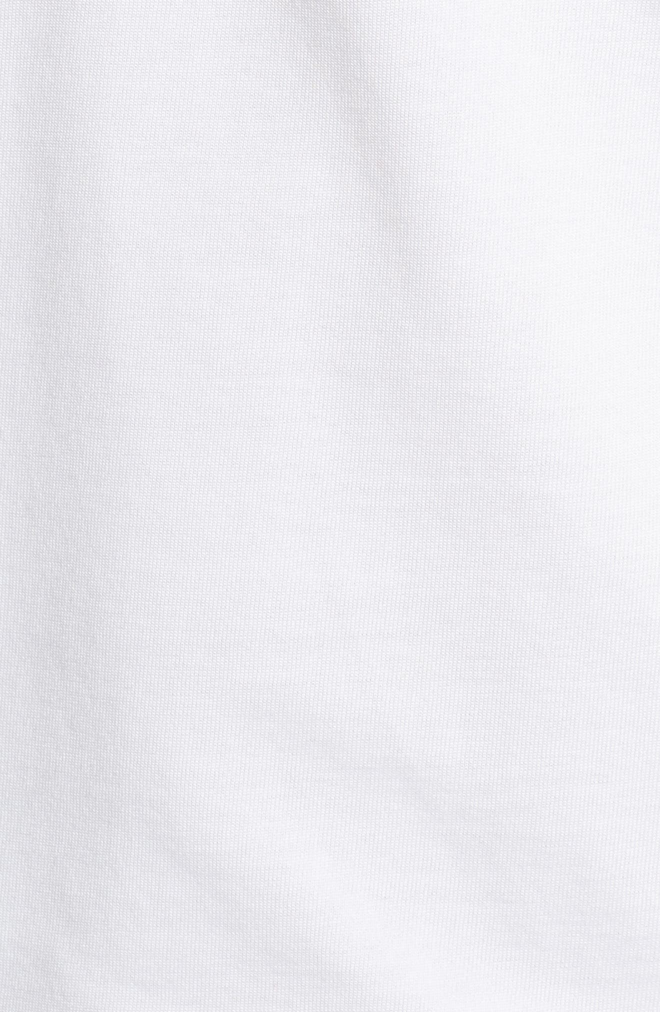 Zamora Polo,                             Alternate thumbnail 5, color,                             White