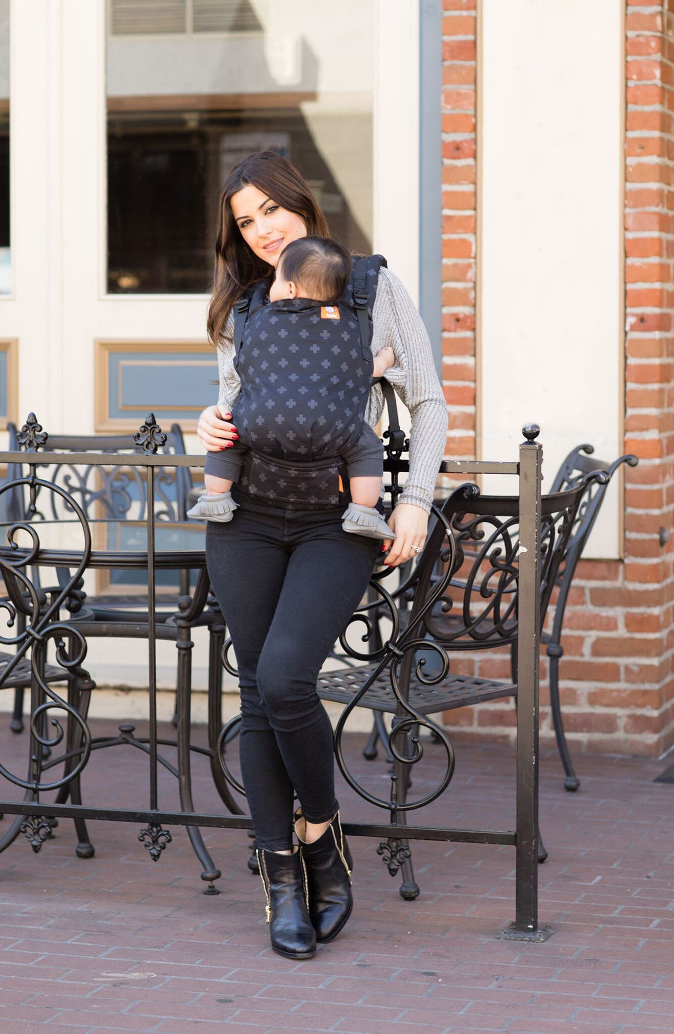 Alternate Image 5  - Baby Tula Free-to-Grow Baby Carrier (Nordstrom Exclusive)
