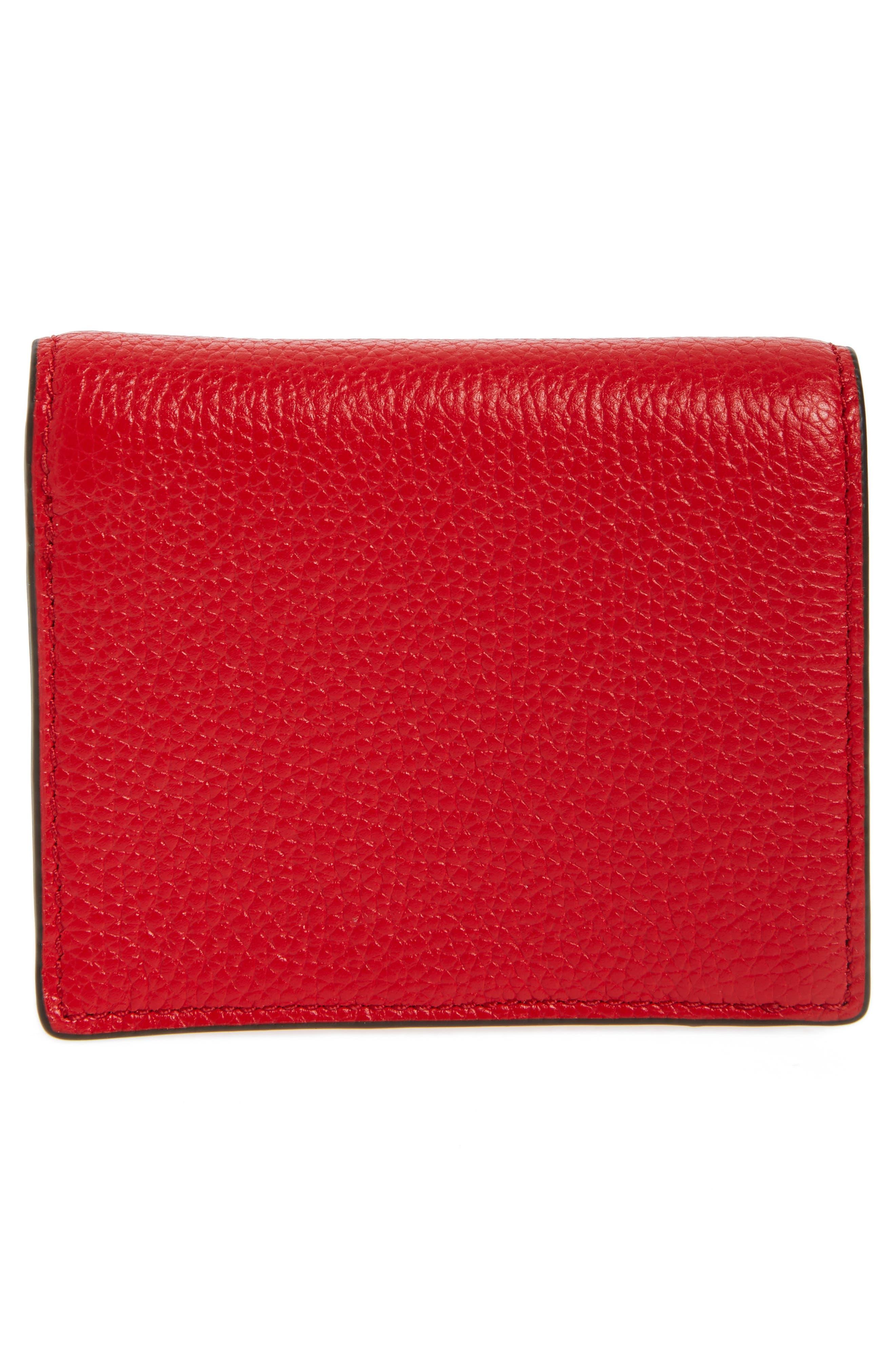 Alternate Image 4  - MICHAEL Michael Kors Mercer Leather RFID Cardholder Wallet