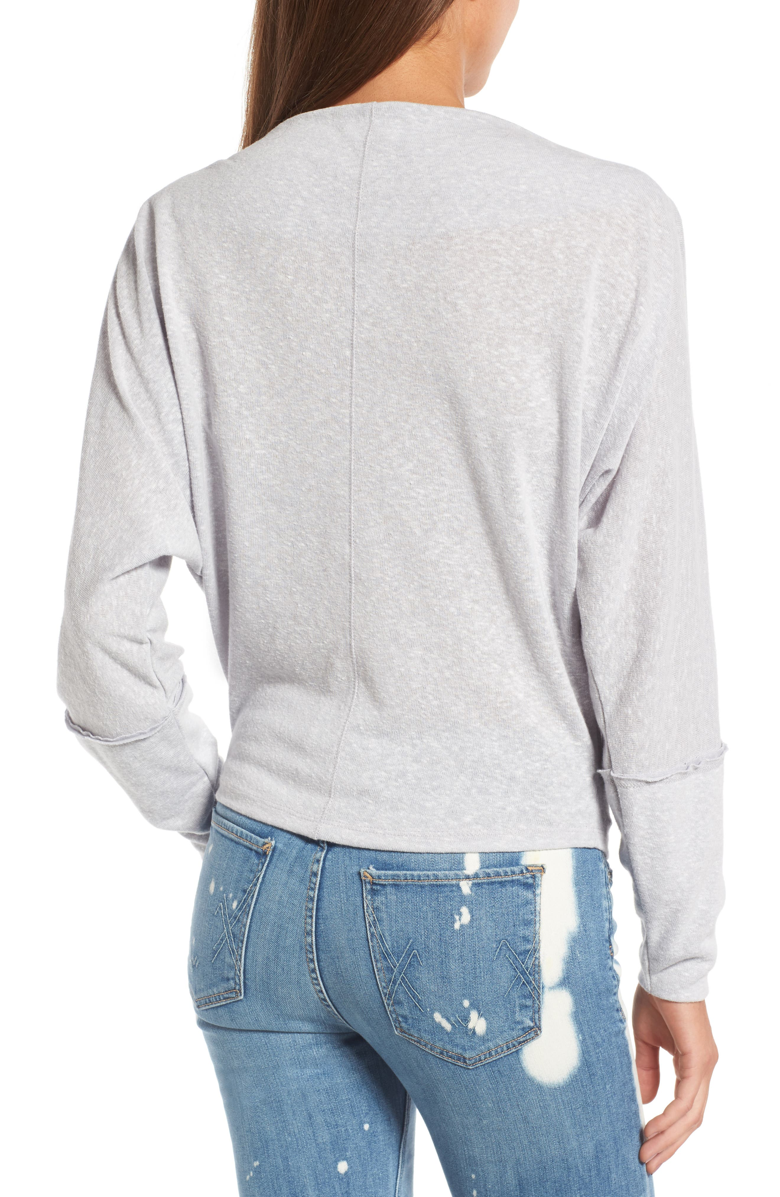 Alternate Image 2  - Free People Valencia Off the Shoulder Pullover
