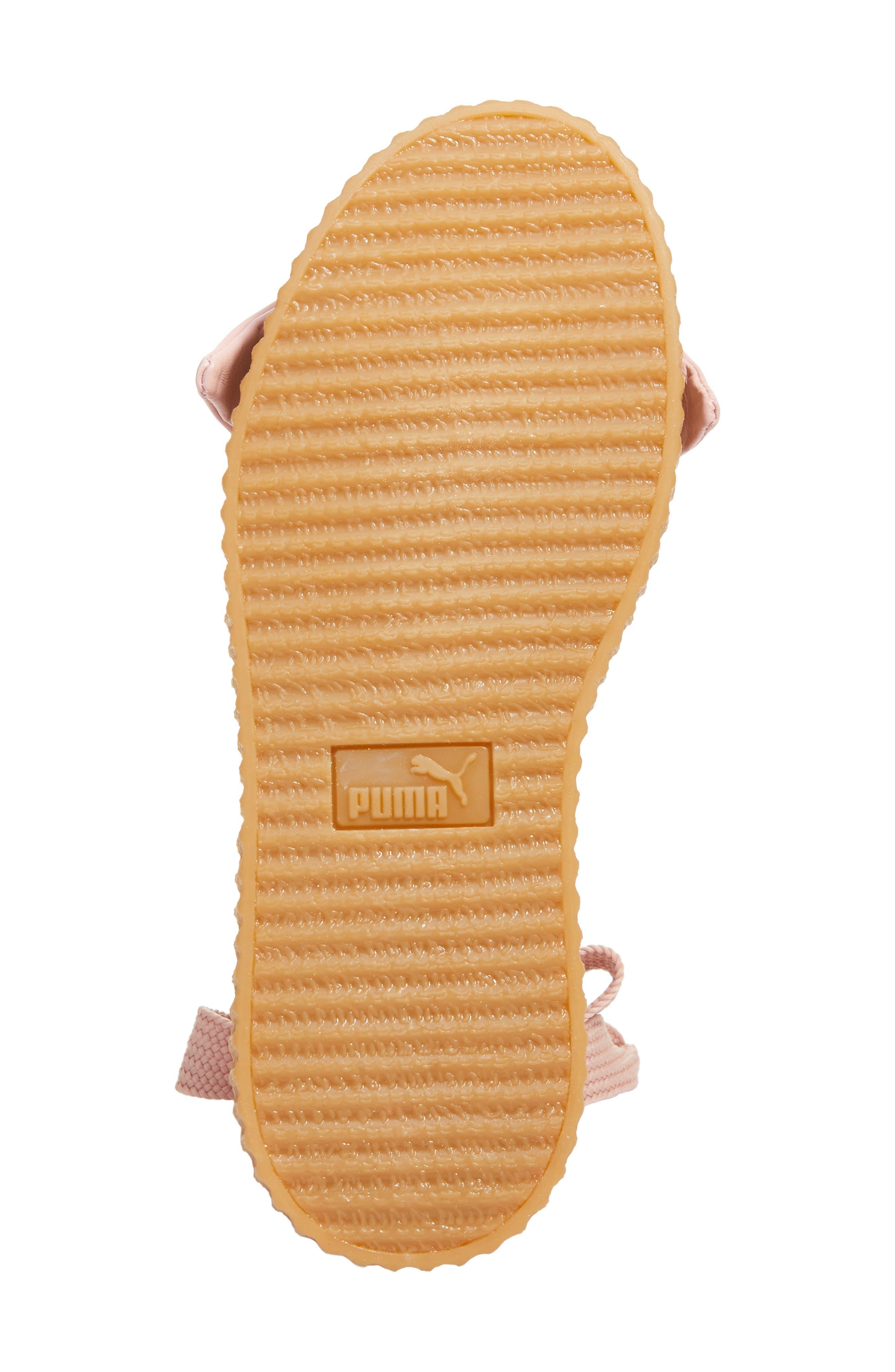 Alternate Image 6  - FENTY PUMA by Rihanna Bow Creeper Sandal (Women)