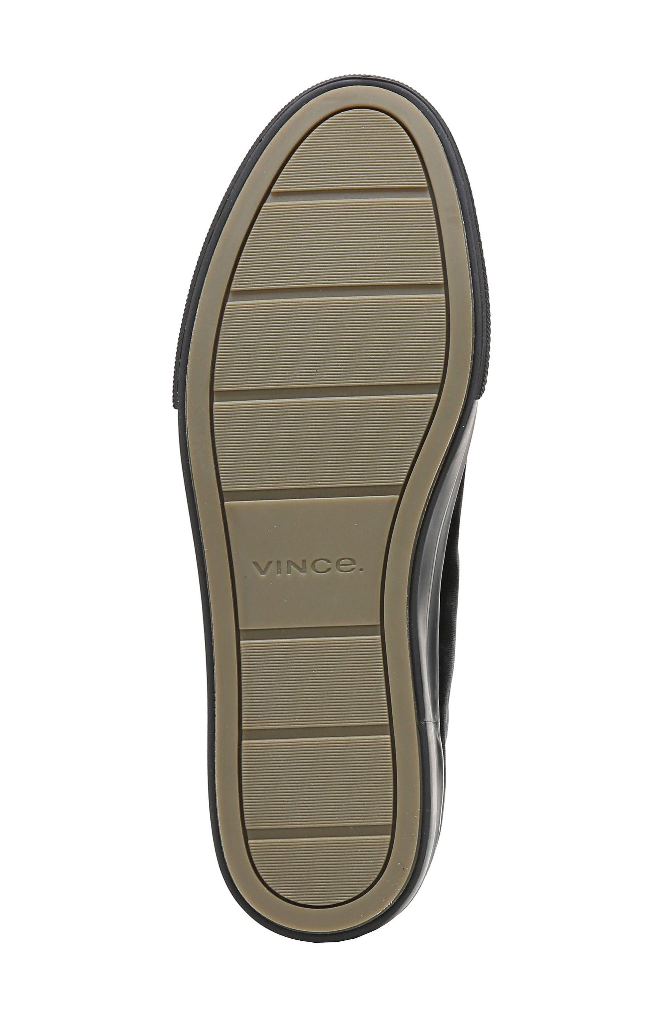 Tiller Sneaker,                             Alternate thumbnail 6, color,                             Graphite/ Black