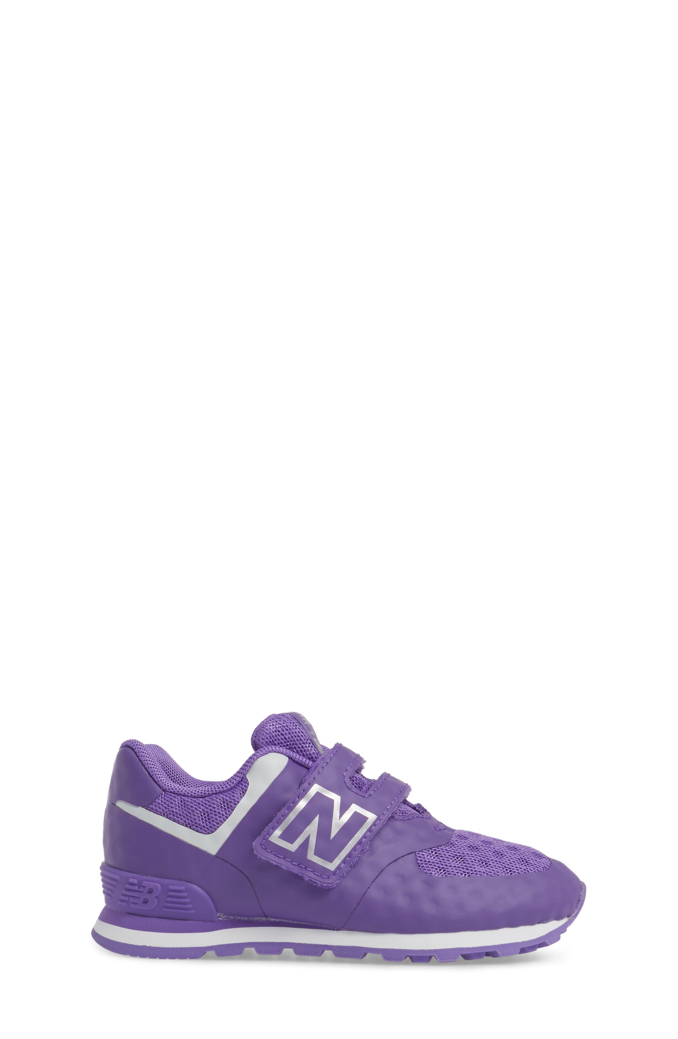 Alternate Image 3  - New Balance 574 Sneaker (Baby, Walker, Toddler, Little Kid & Big Kid)