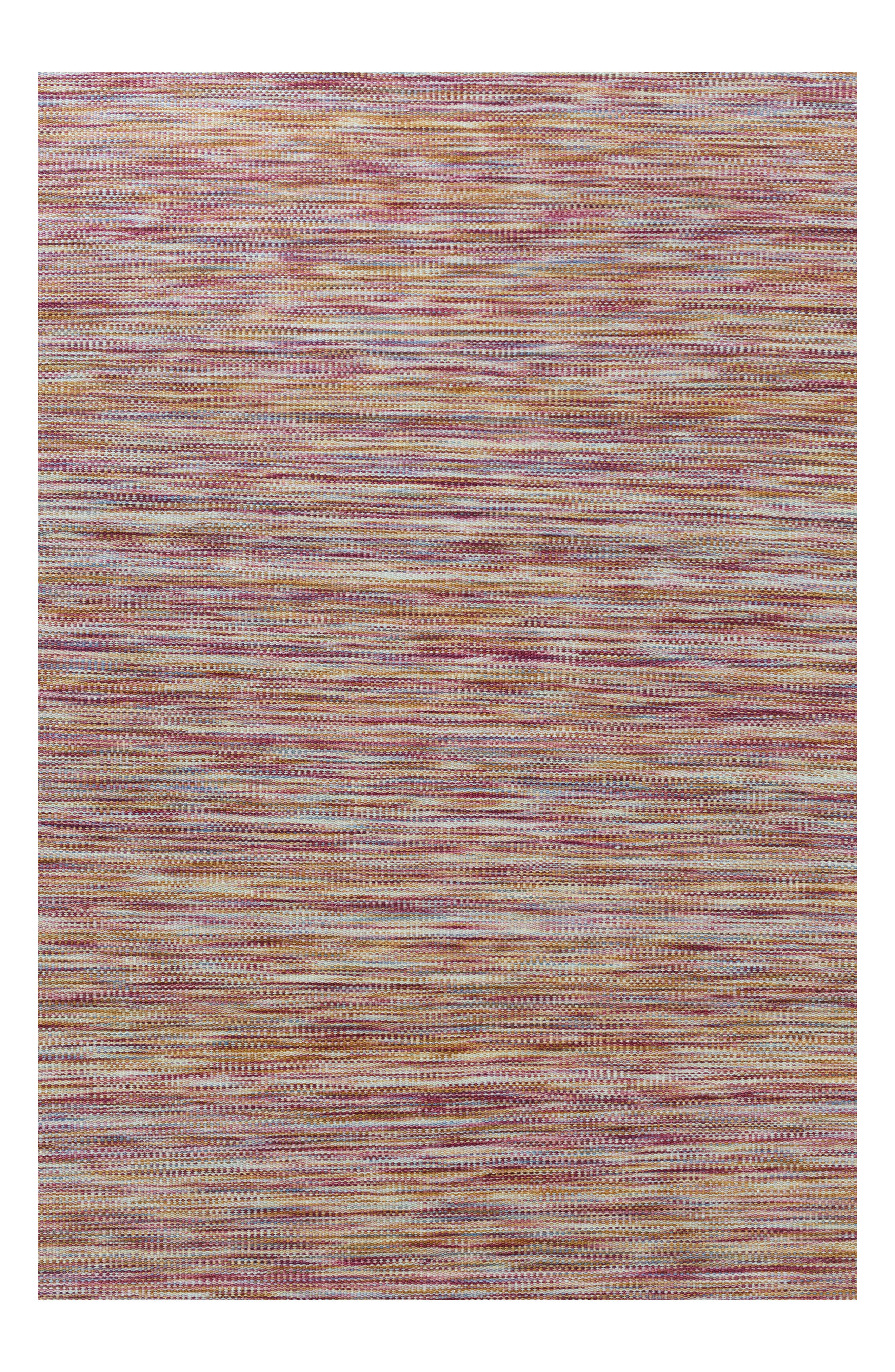 Alternate Image 1 Selected - Dash & Albert Bloomsbury Handwoven Wool Blend Rug