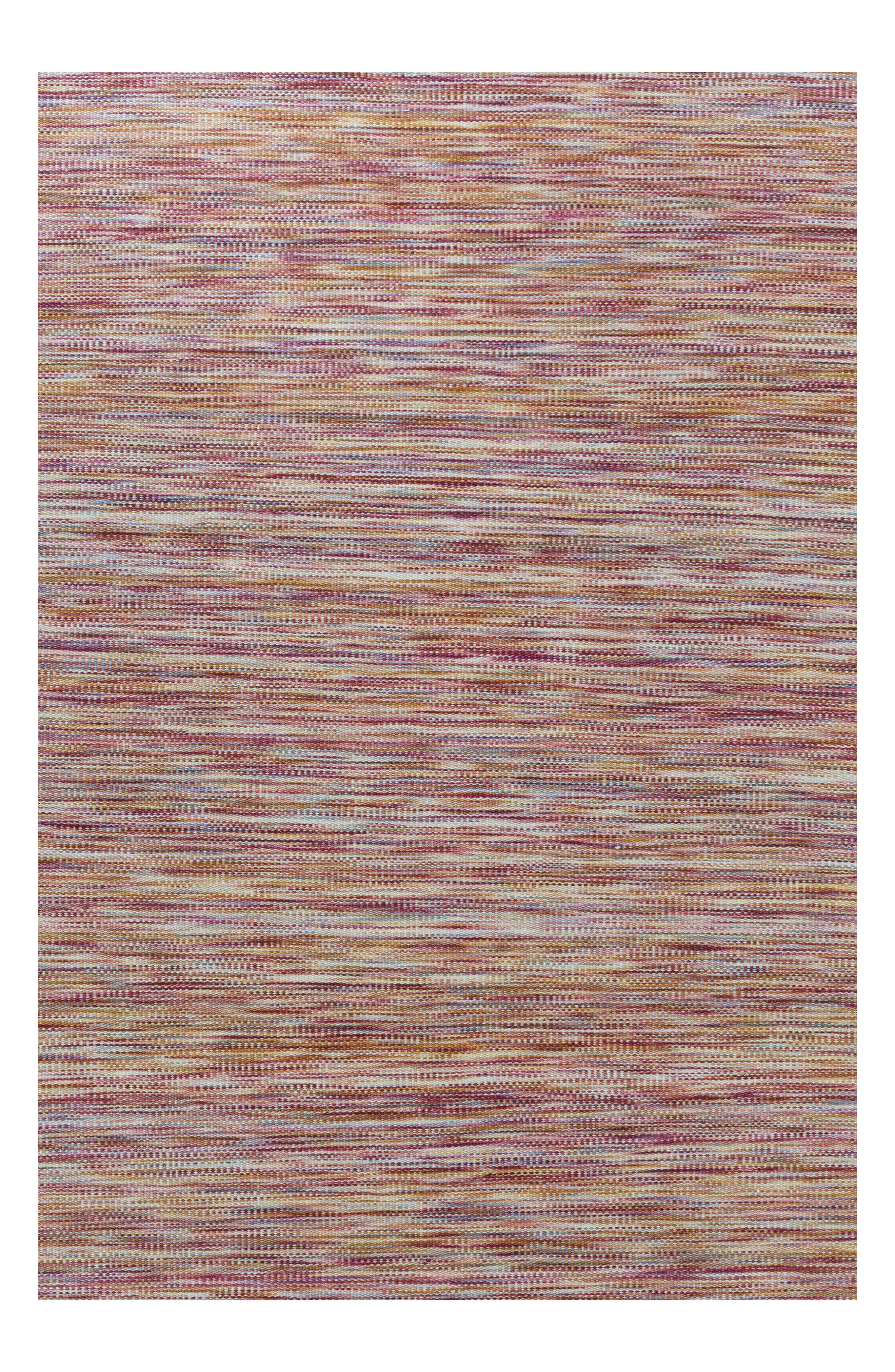 Bloomsbury Handwoven Wool Blend Rug,                         Main,                         color, Brown