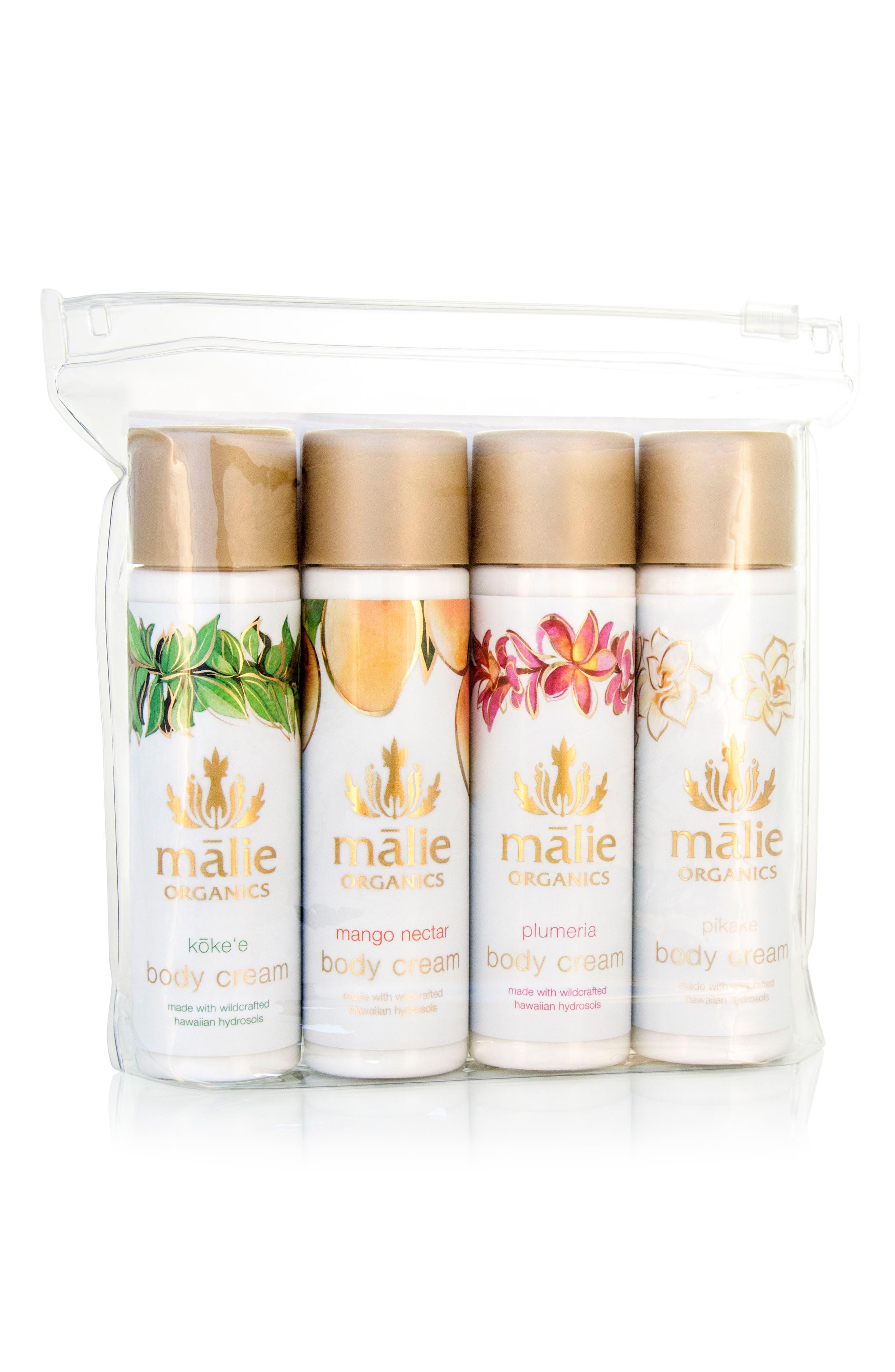 Malie Organics Body Cream Set ($64 Value)