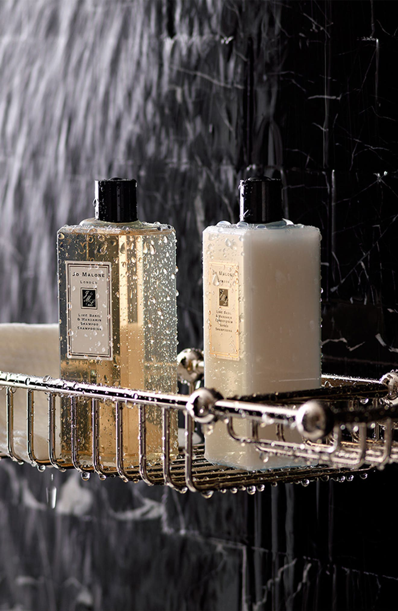 Alternate Image 5  - Jo Malone London™ Lime Basil & Mandarin Shampoo