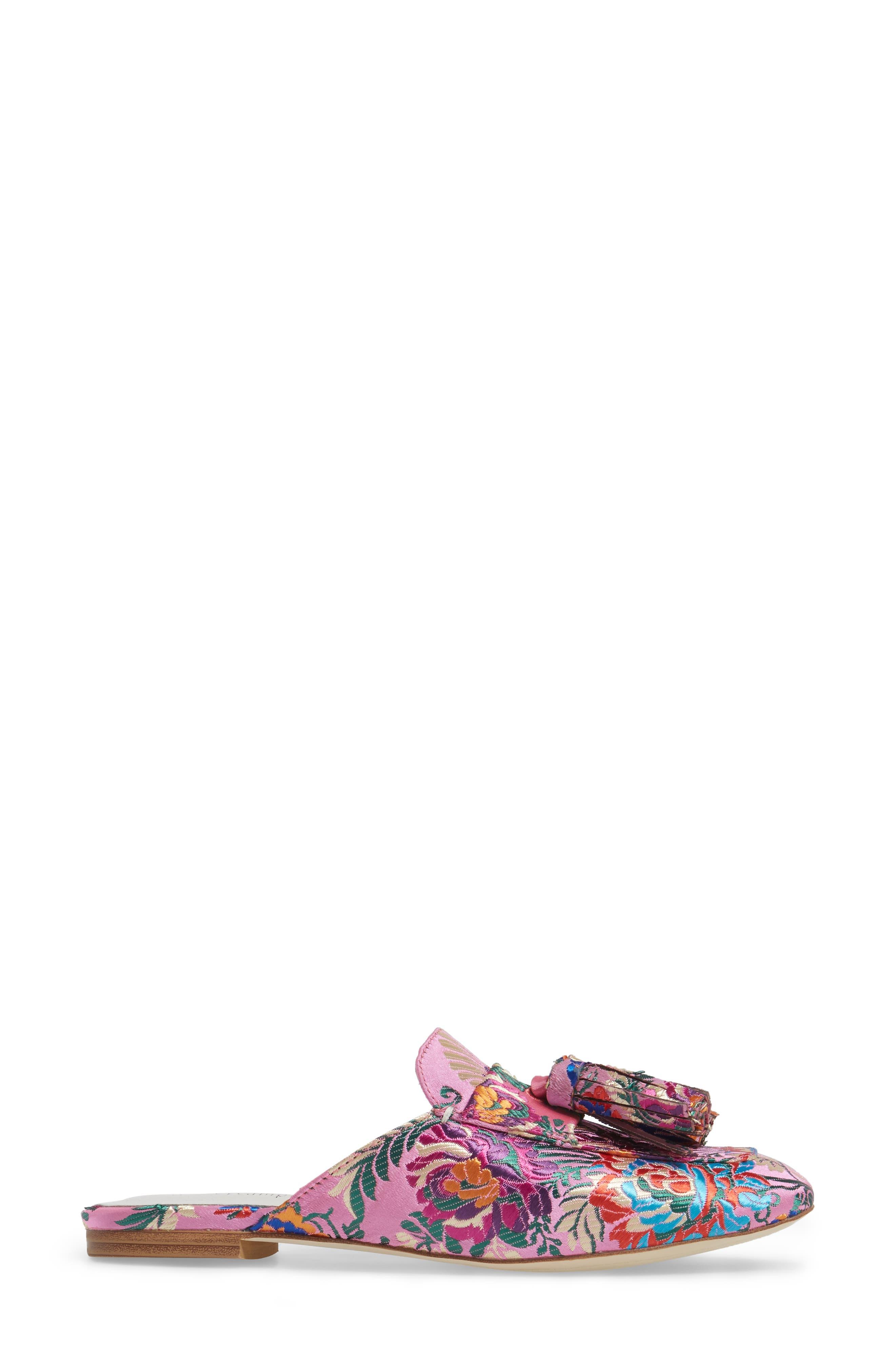 Alternate Image 3  - Jeffrey Campbell Ravis Tassel Loafer Mule (Women)