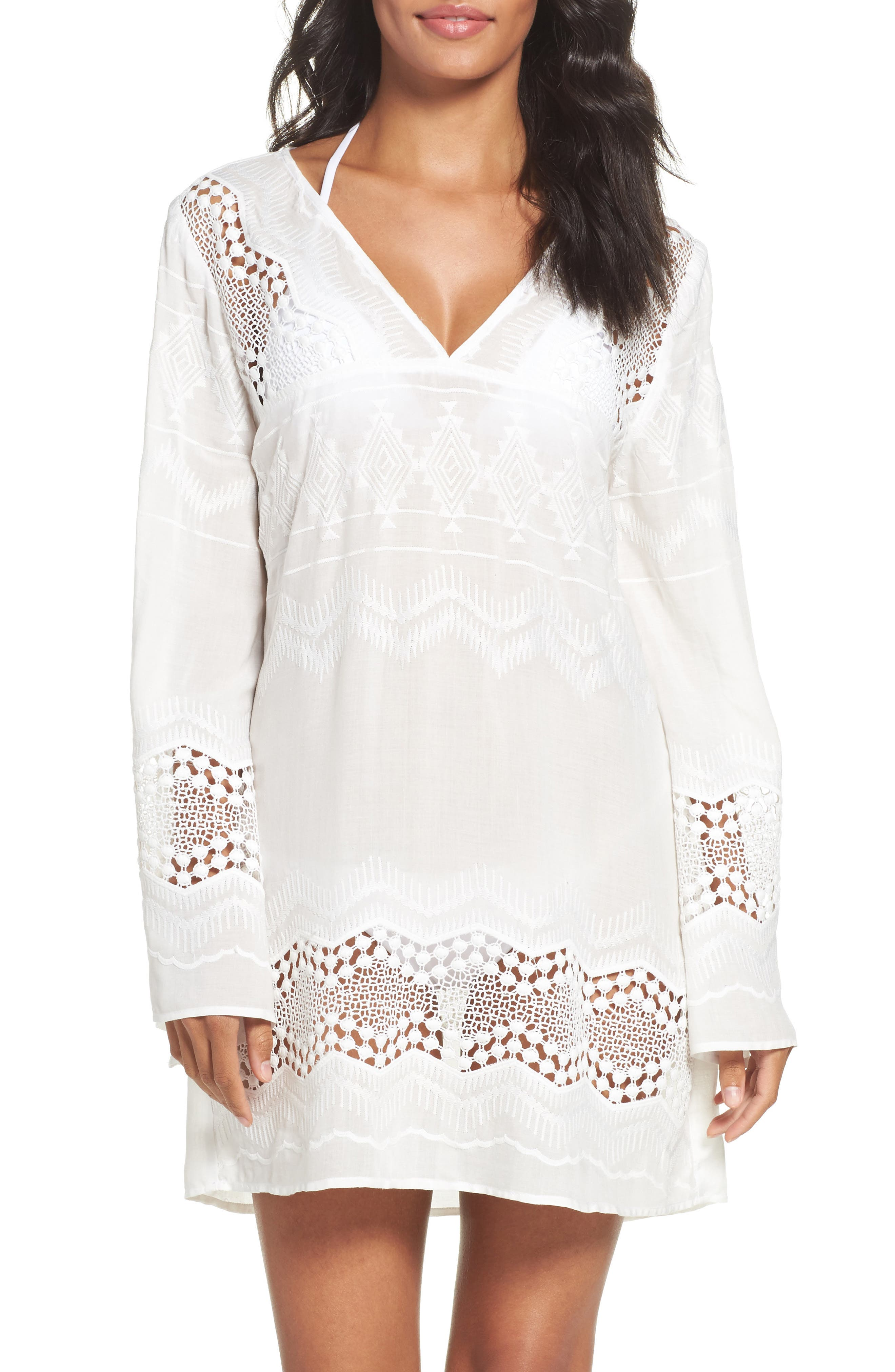Alternate Image 1 Selected - La Blanca Cover-Up Tunic
