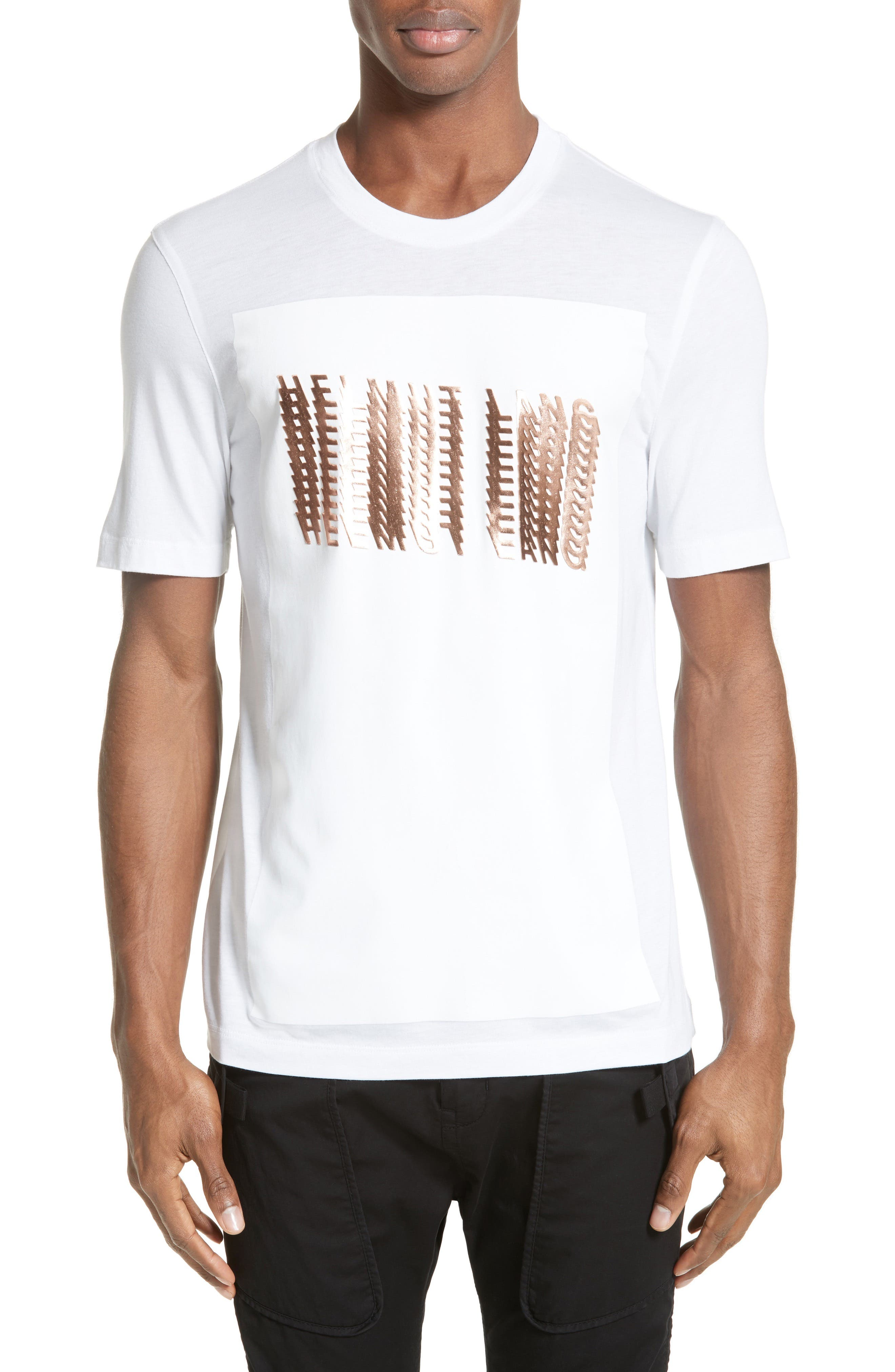 Helmut Lang Graphic T-Shirt