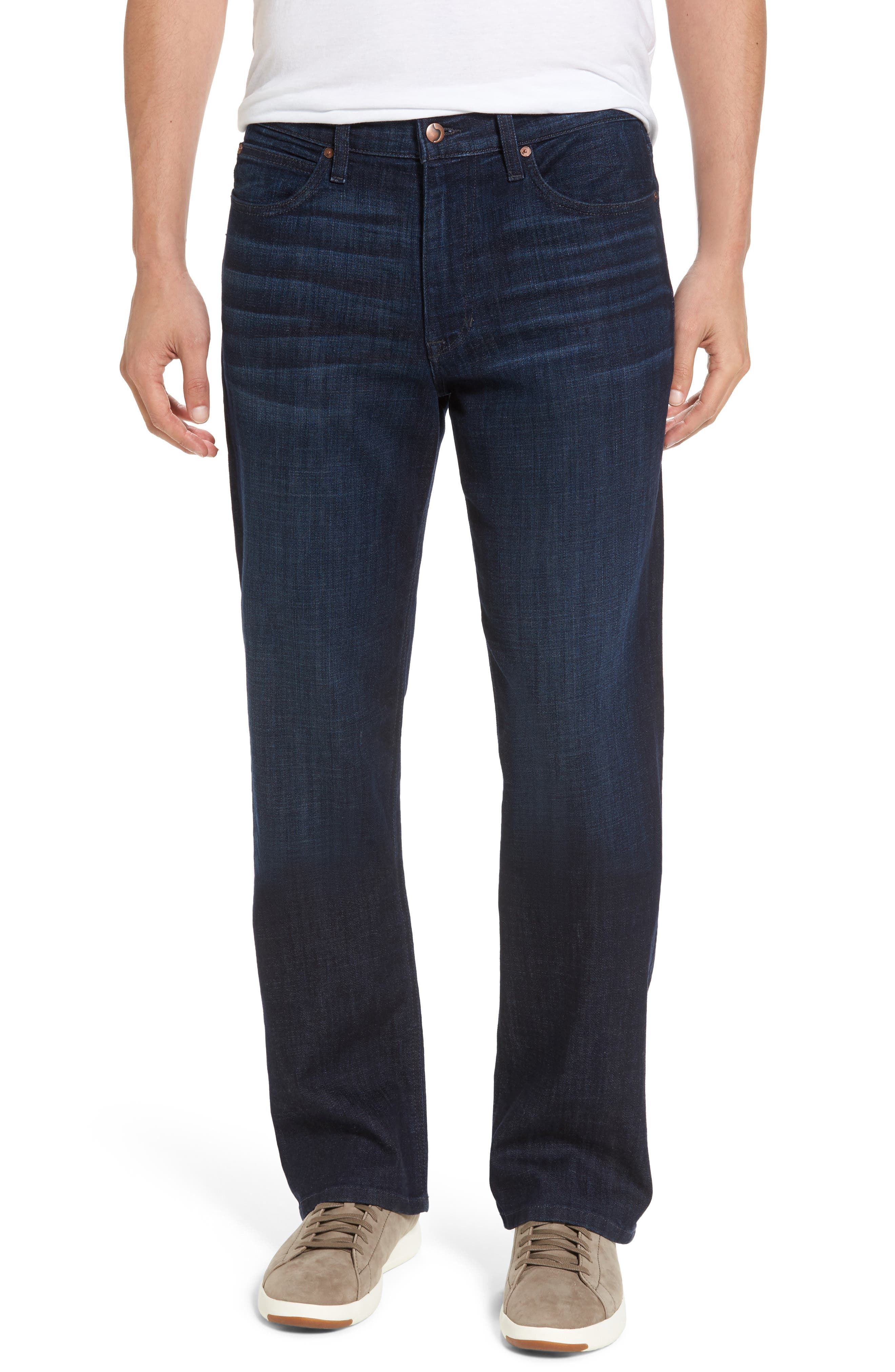 Alternate Image 1 Selected - Joe's Rebel Relaxed Fit Jeans (Brooks)