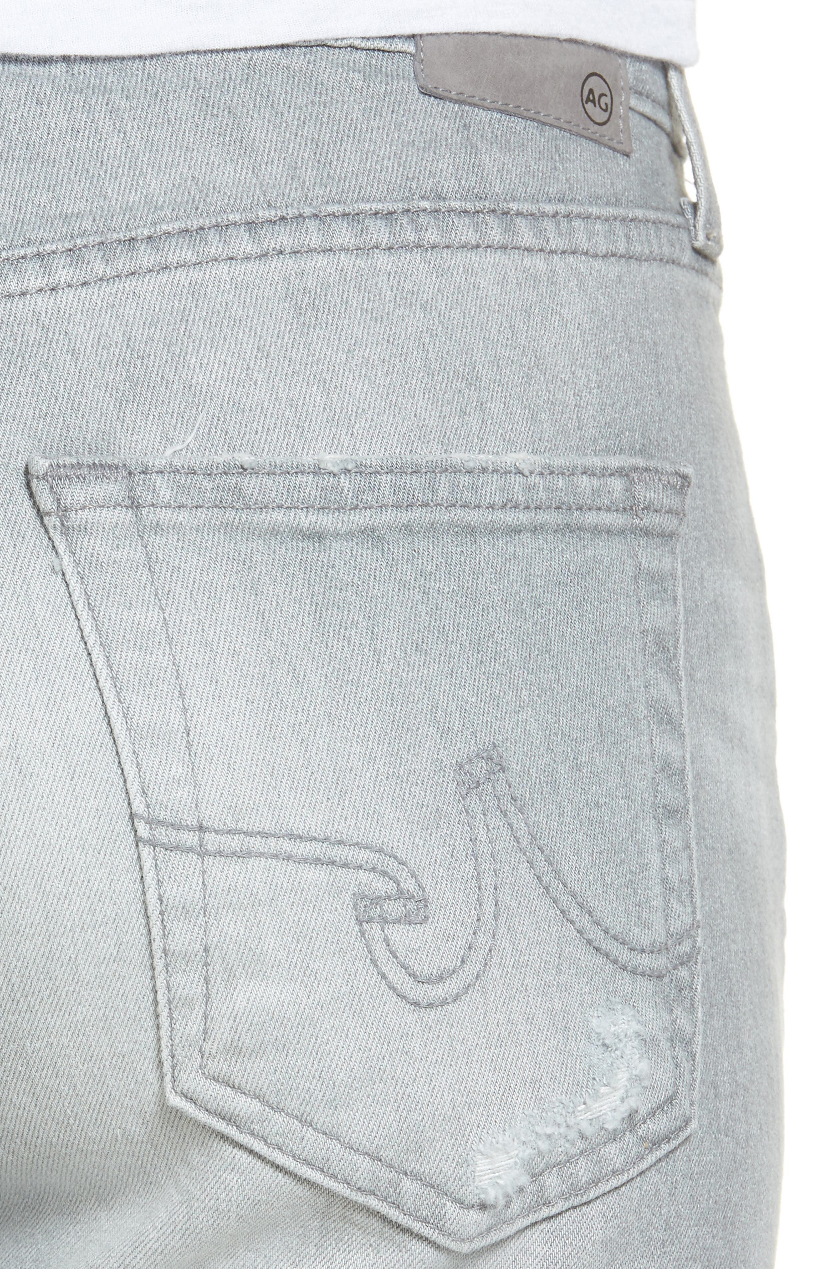 Ex-Boyfriend Slim Jeans,                             Alternate thumbnail 4, color,                             9 Years Cadence