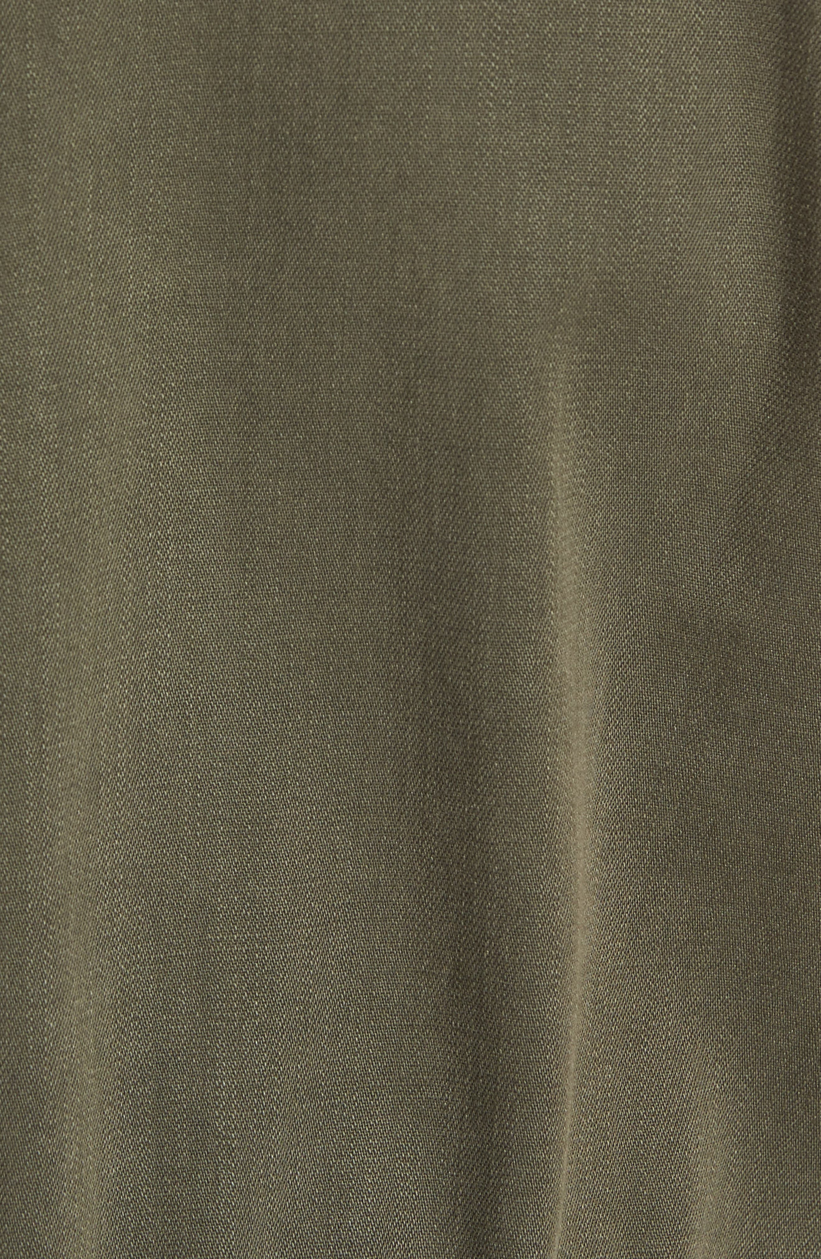 Alternate Image 5  - Caslon® Utility Vest (Regular & Petite)