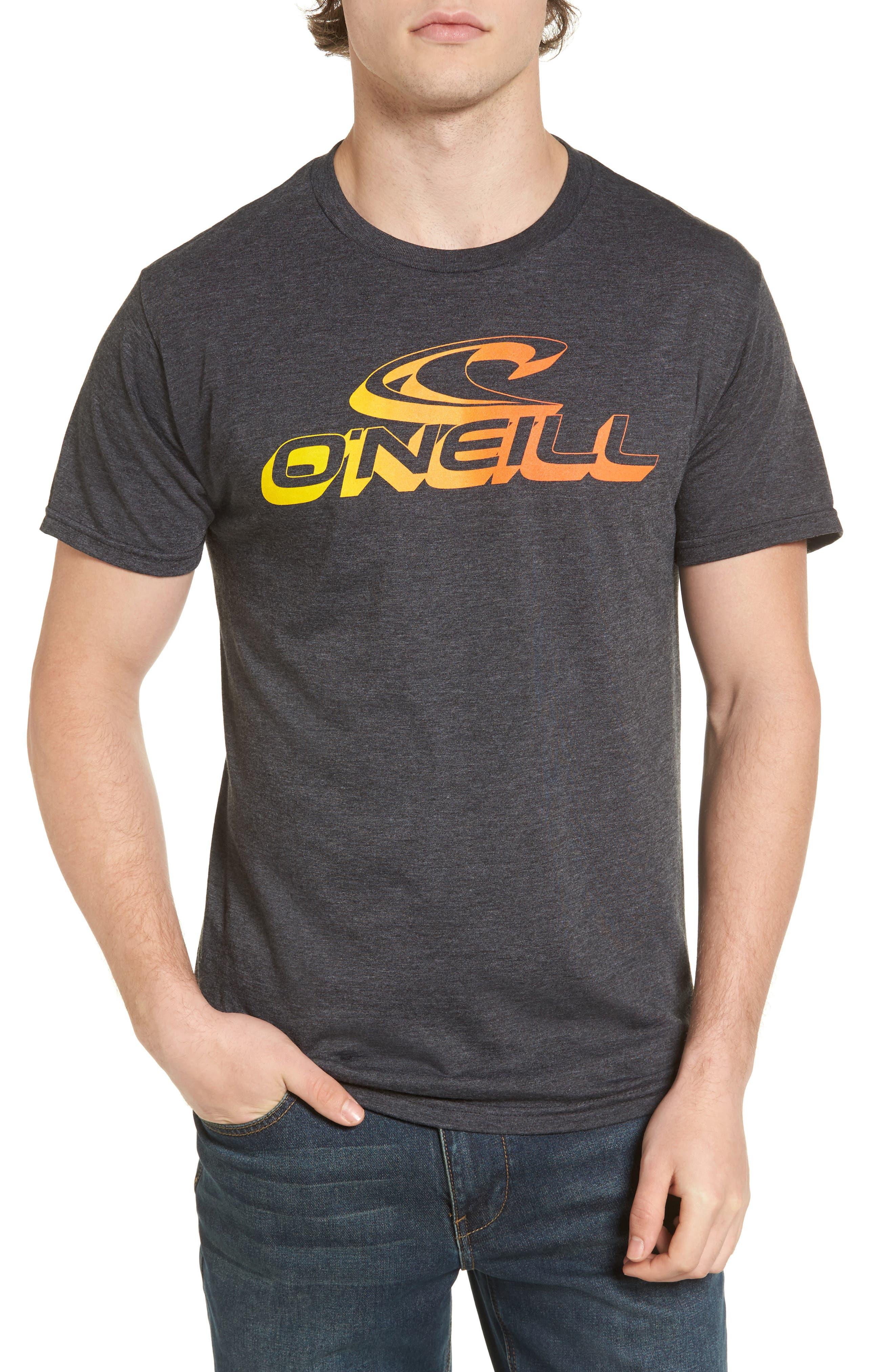 Alternate Image 1 Selected - O'Neill Extra Logo Graphic T-Shirt