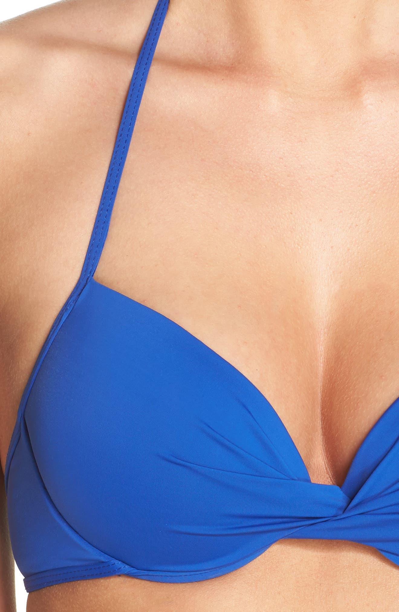 Alternate Image 6  - The Bikini Lab Underwire Bikini Top