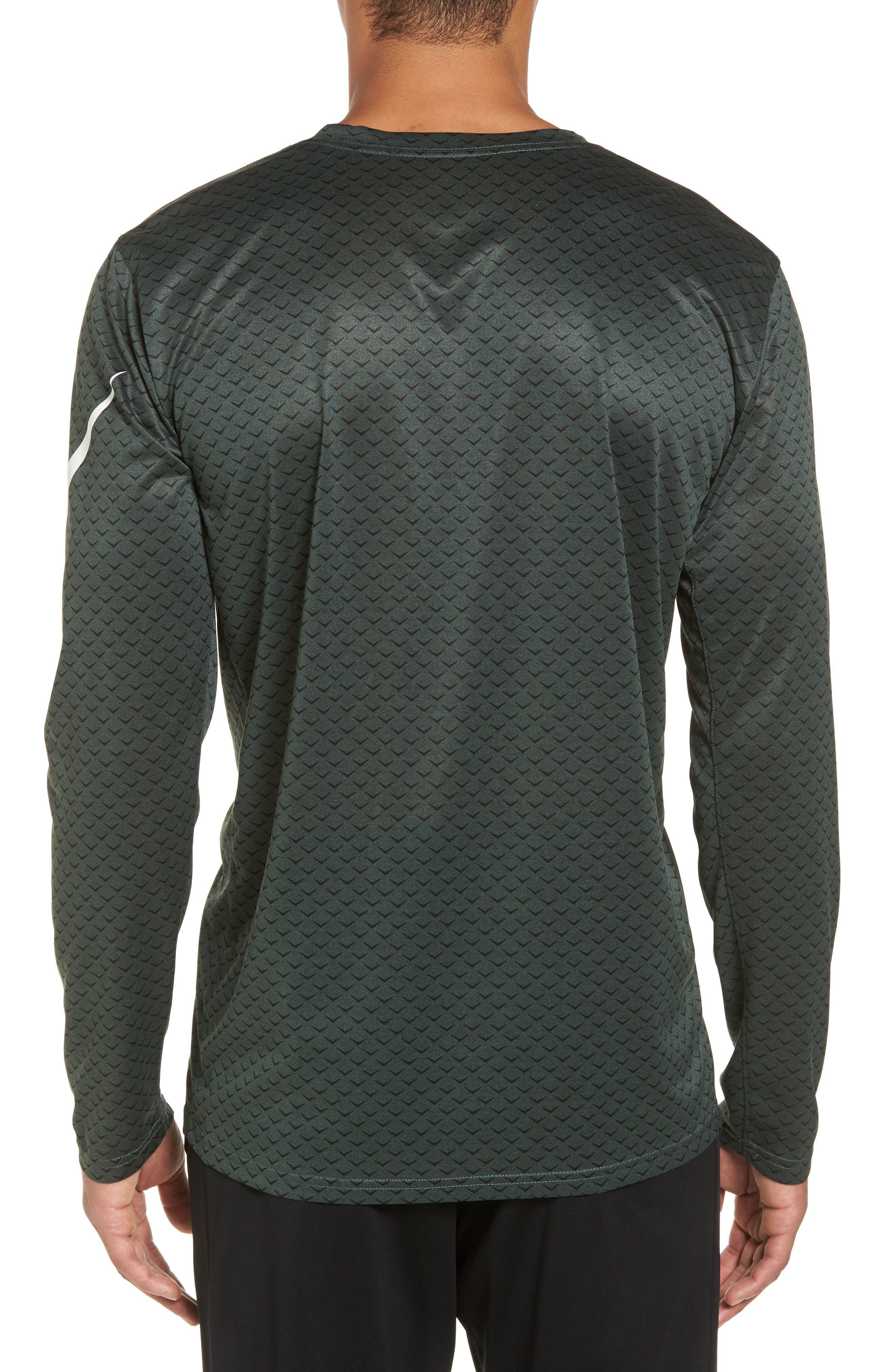 Alternate Image 2  - Nike Dry Legend Training T-Shirt