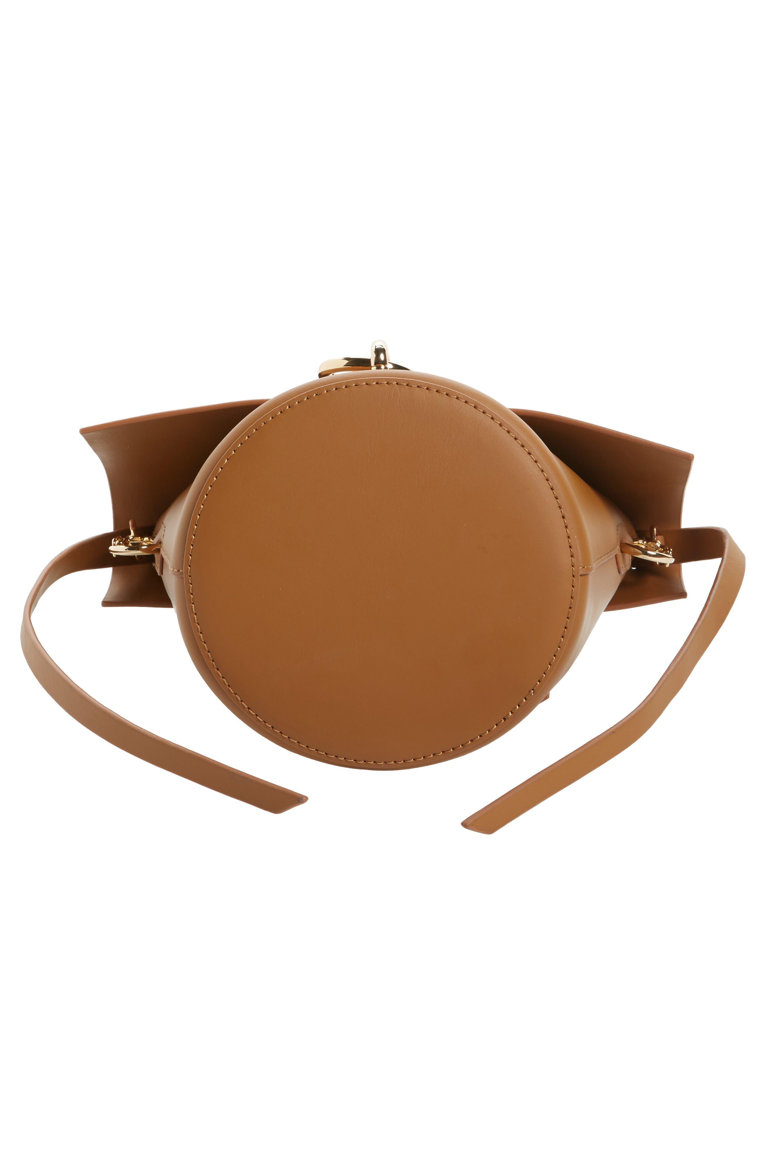 Alternate Image 5  - ZAC Zac Posen Belay Leather Crossbody Bag