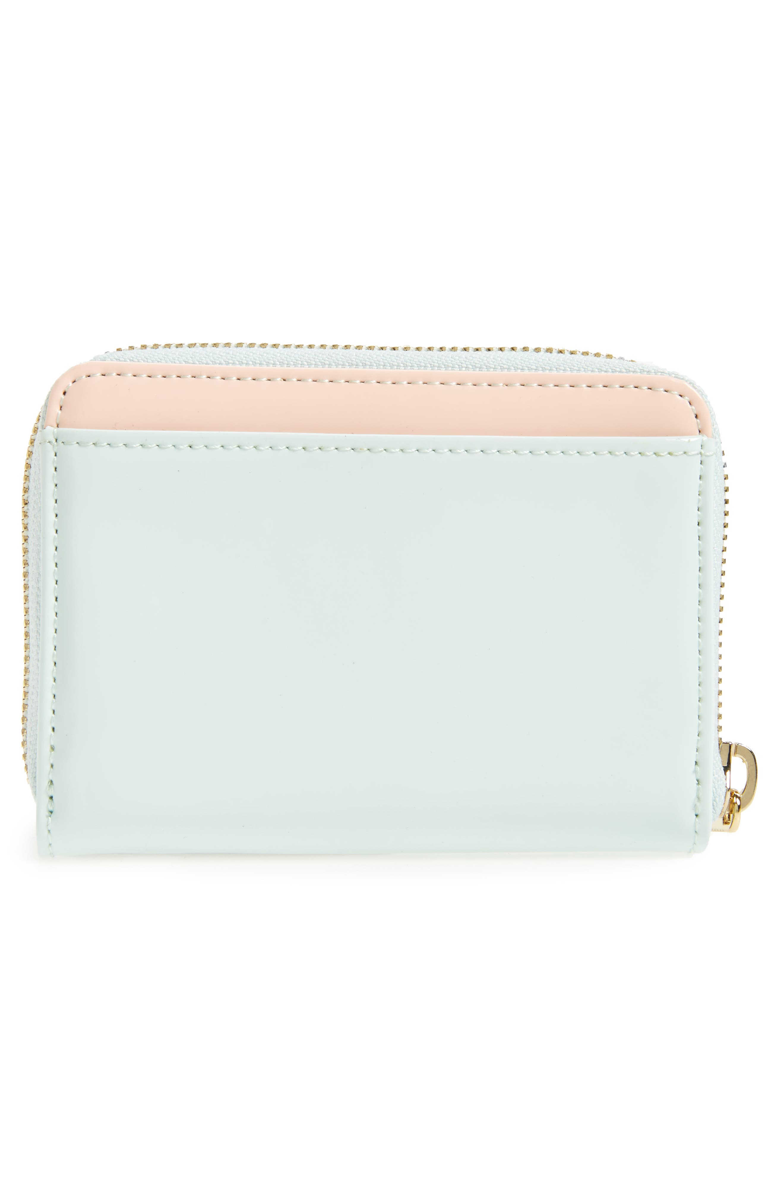 Alternate Image 3  - Ted Baker London Beryl Leather Mini Purse