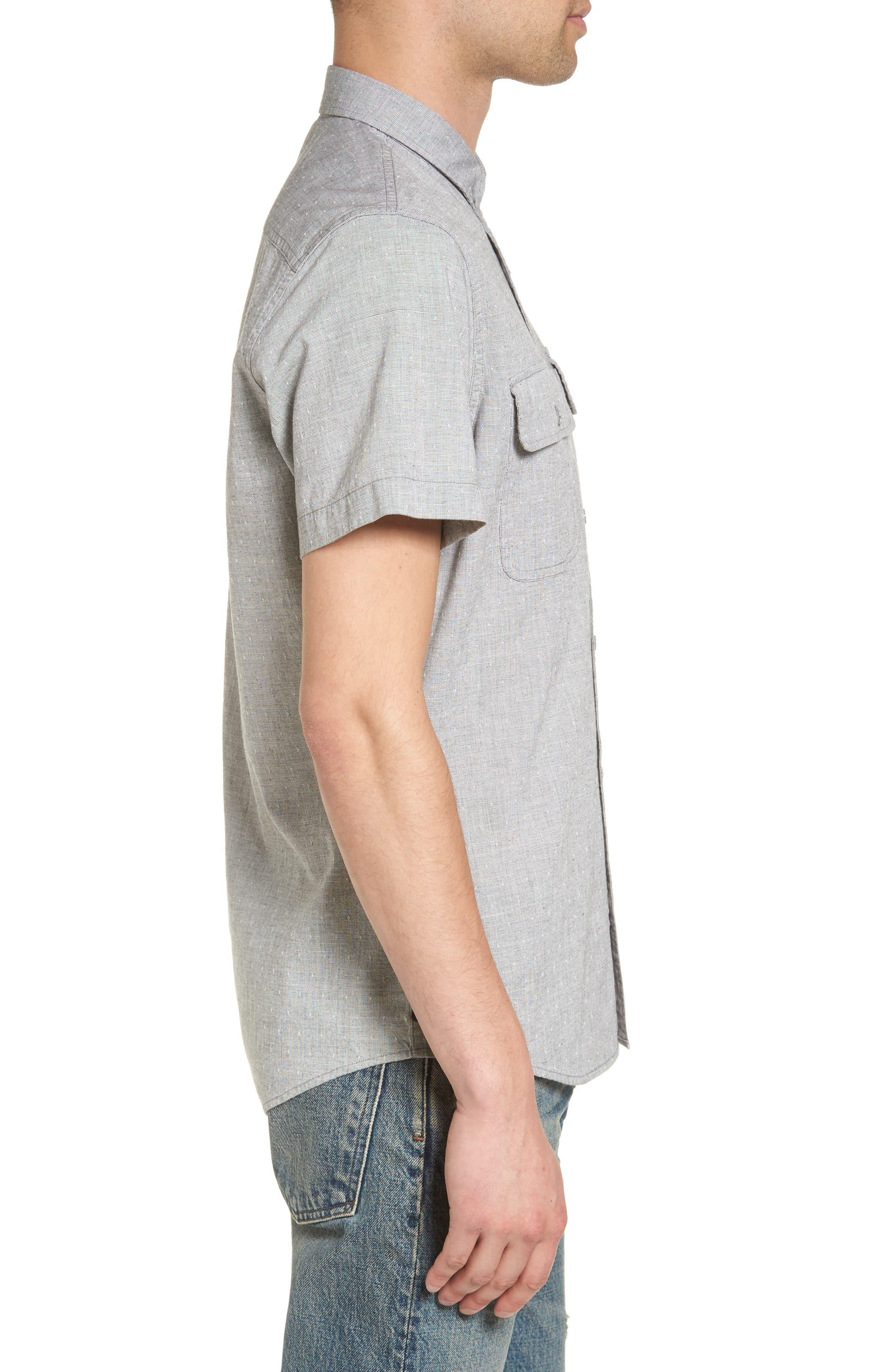 Alternate Image 3  - Treasure & Bond Woven Shirt