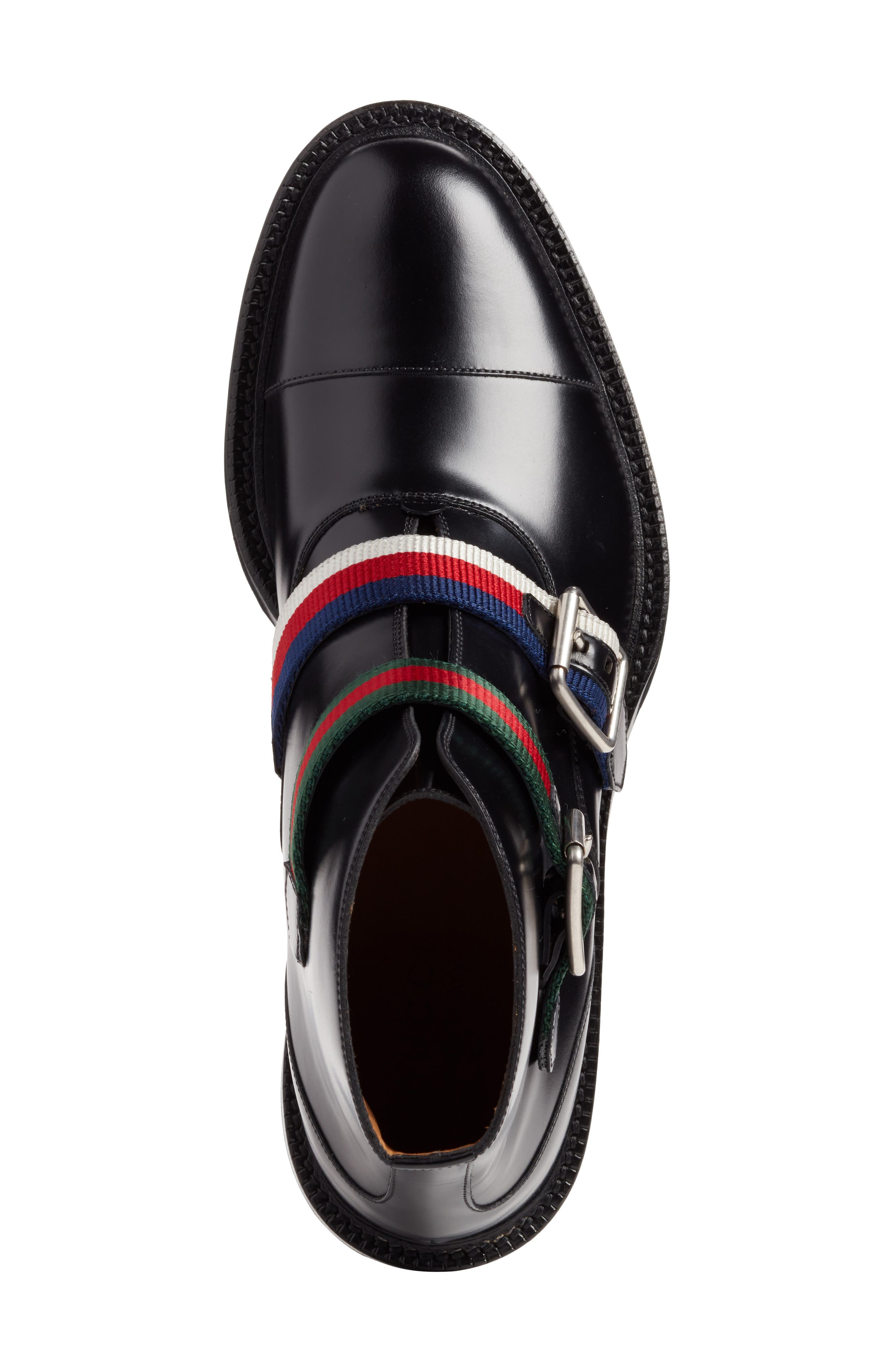 Alternate Image 5  - Gucci Beyond Belted Boot (Men)
