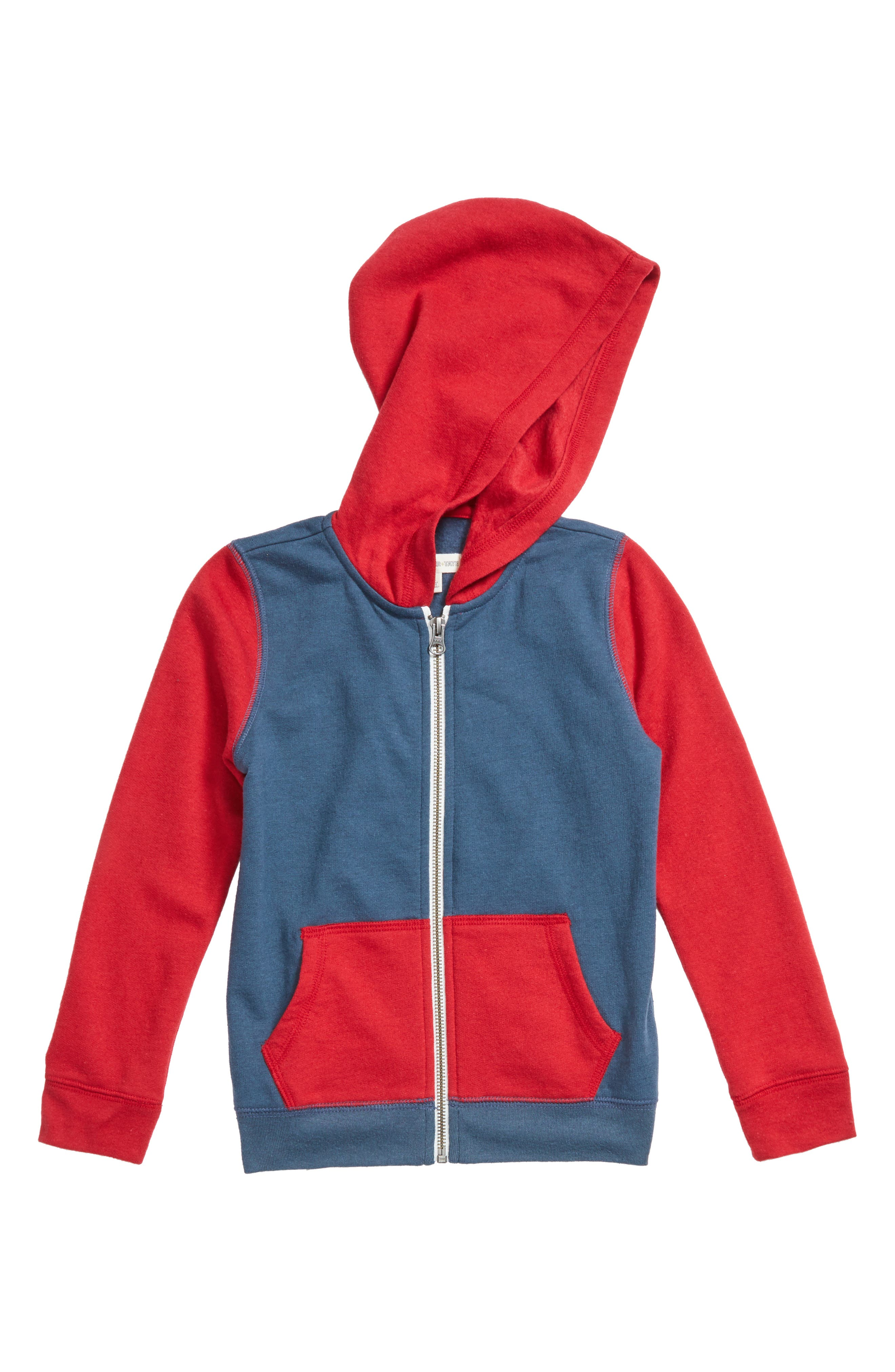 Tucker + Tate Colorblock Hoodie (Toddler Boys & Little Boys)