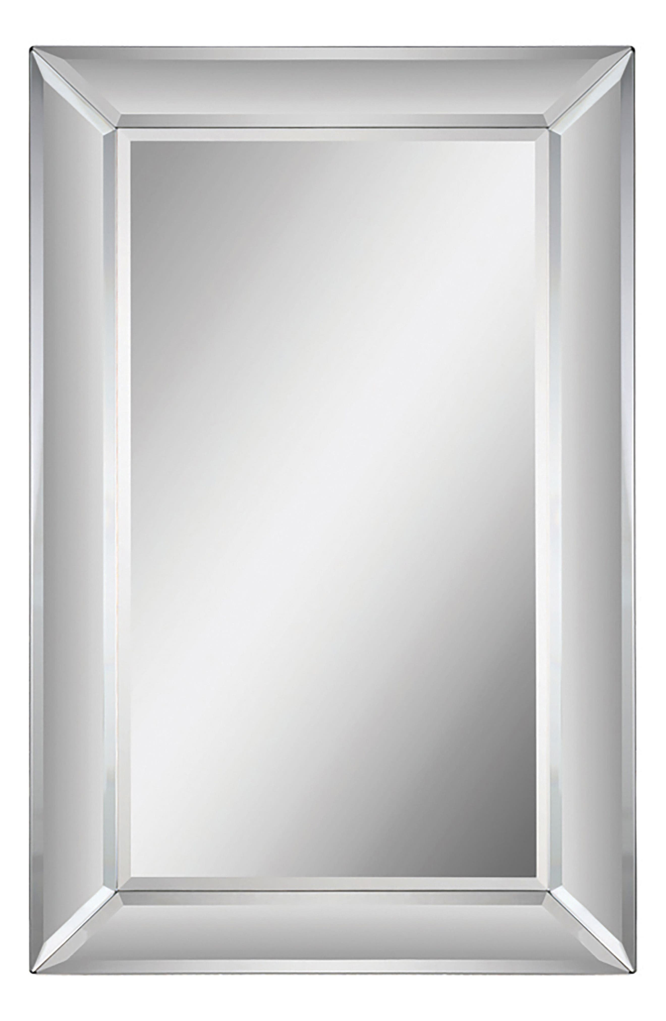 Aubrey Mirror,                         Main,                         color, Clear