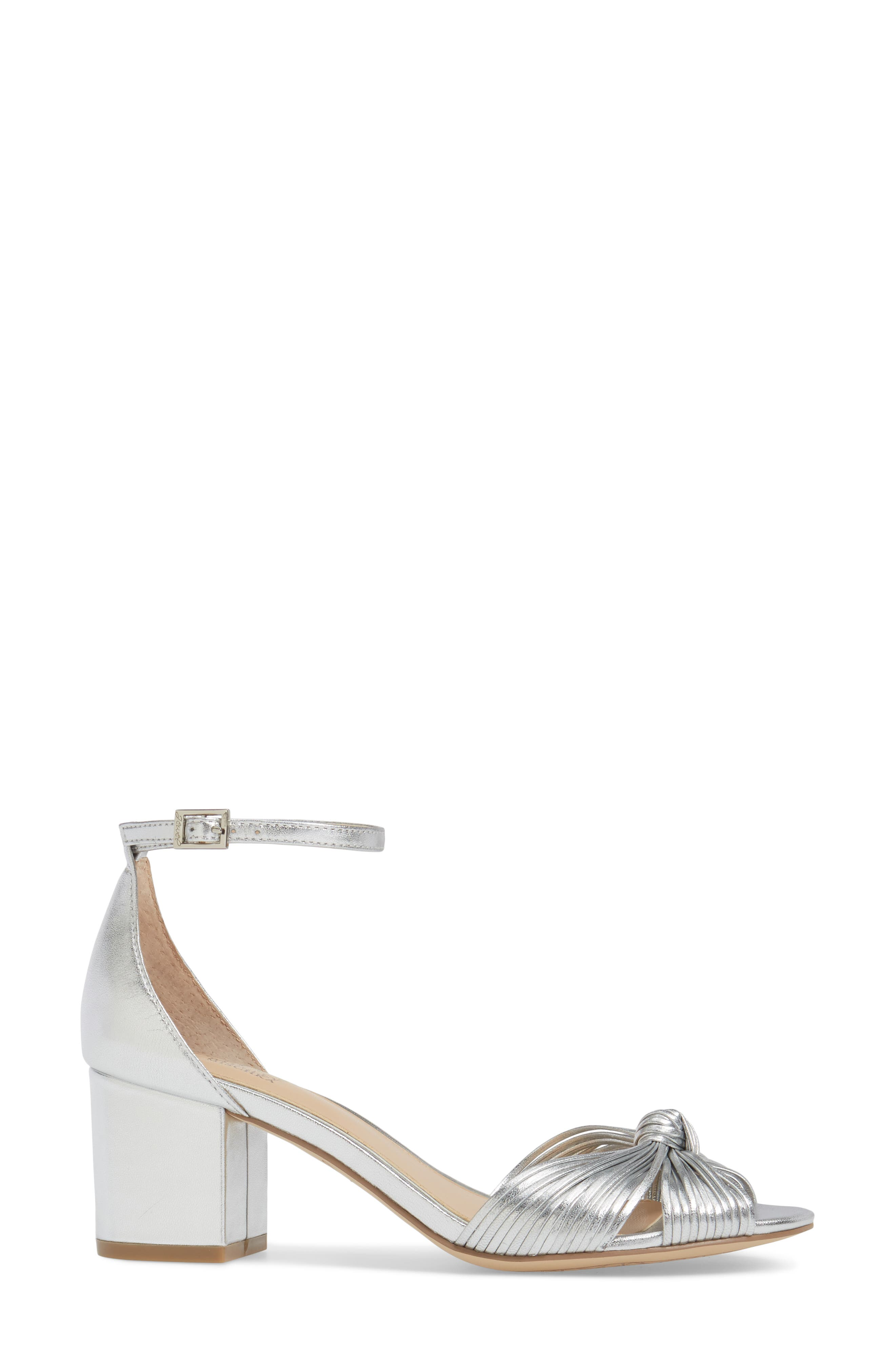 Alternate Image 3  - Jewel Badgley Mischka Lacey Ankle Strap Pump (Women)