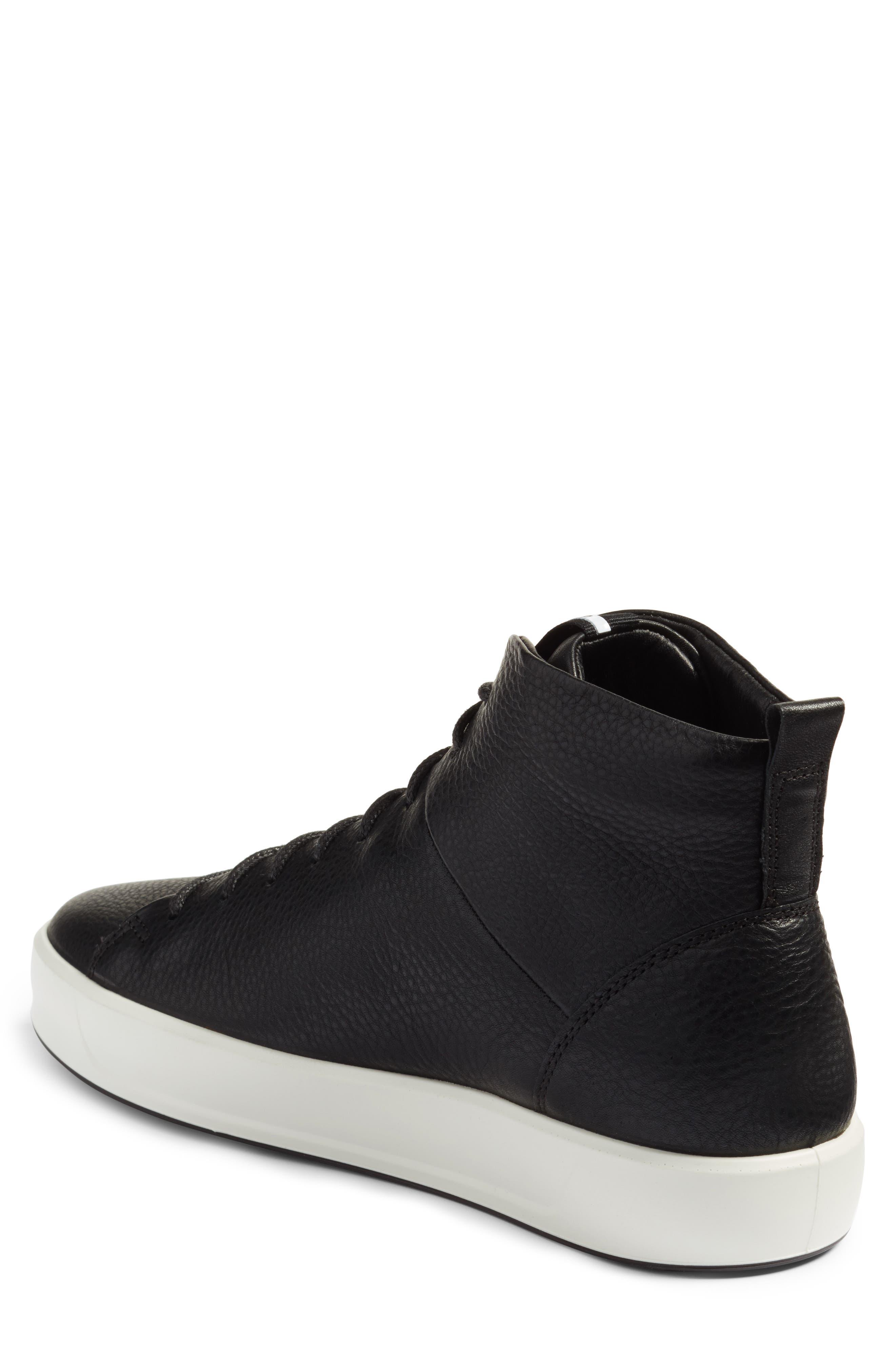 Soft 8 Sneaker,                             Alternate thumbnail 2, color,                             New Black