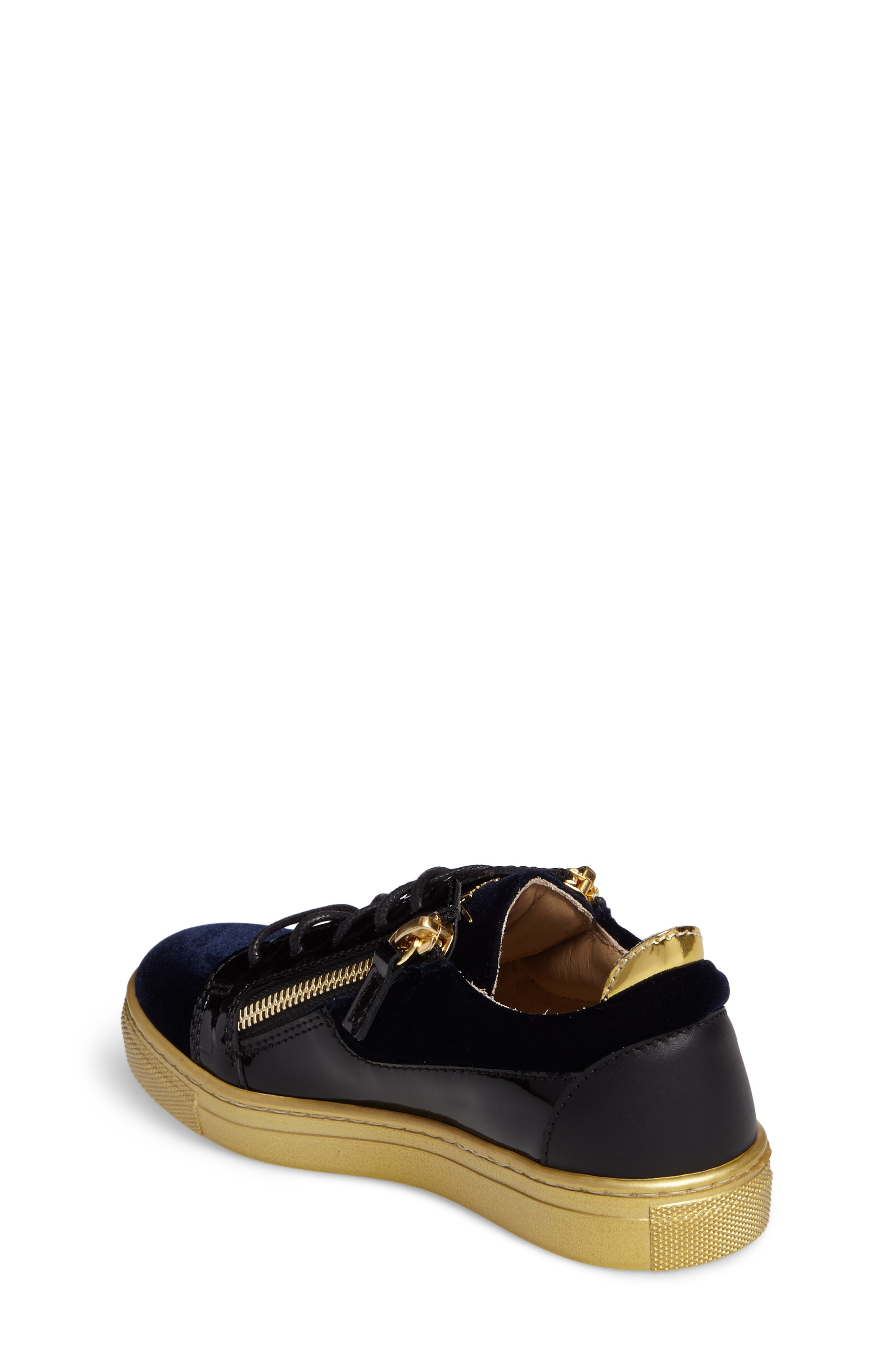 Alternate Image 2  - Giuseppe Zanotti London Sneaker (Toddler & Little Kid)