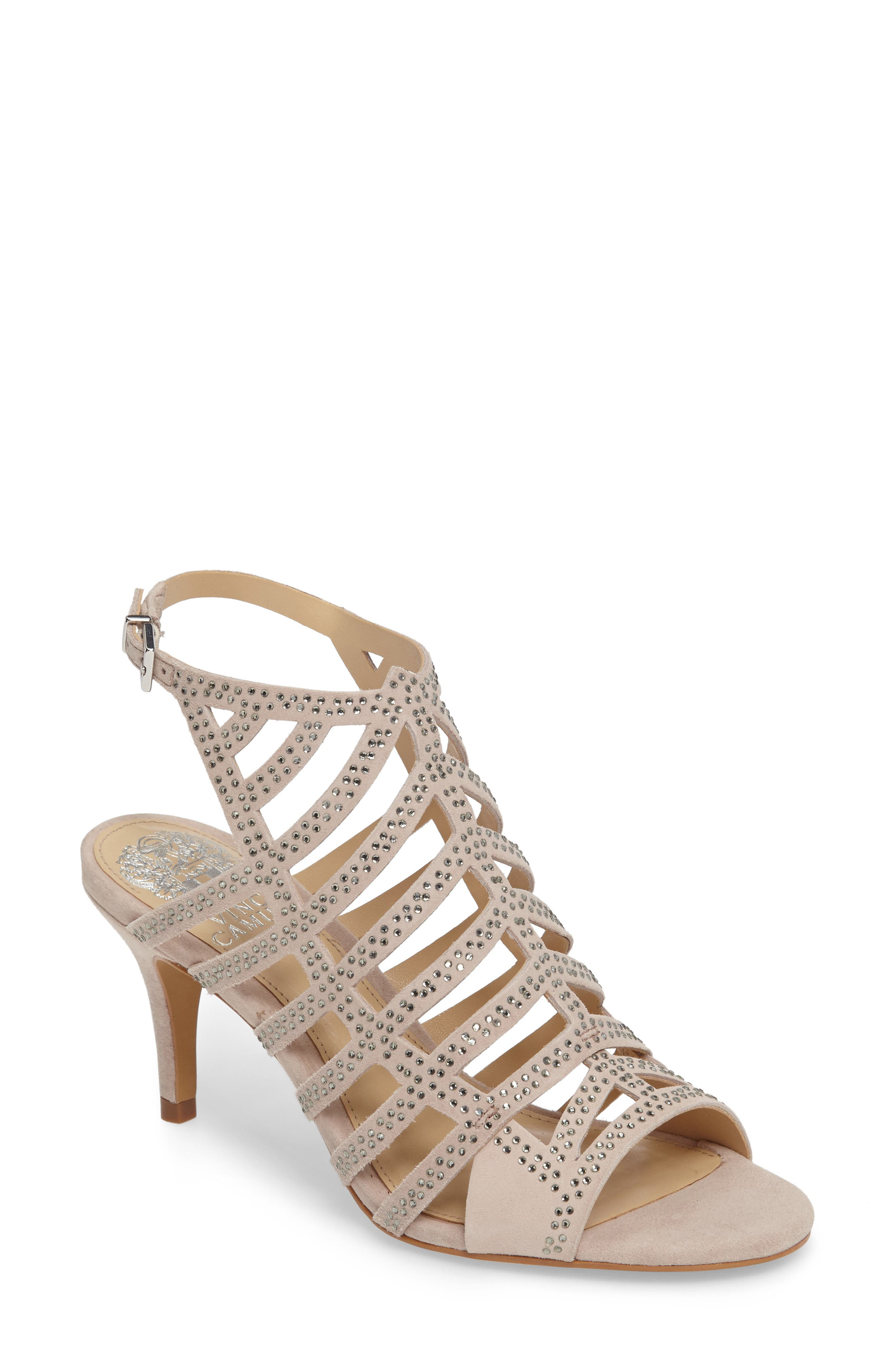 Alternate Image 1 Selected - Vince Camuto Patinka Sandal (Women)