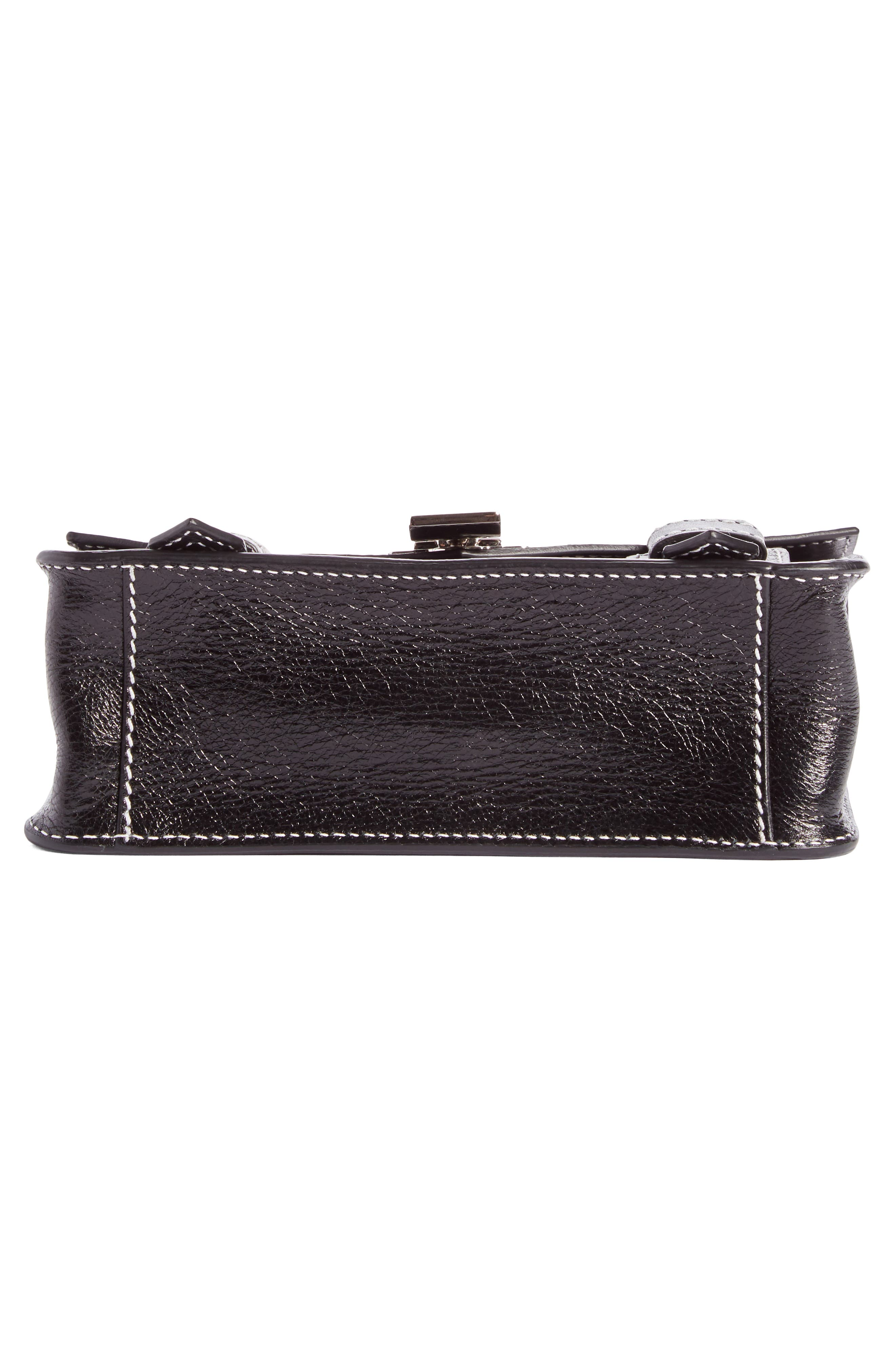 Alternate Image 5  - Proenza Schouler Mini PS1 Leather Crossbody Bag