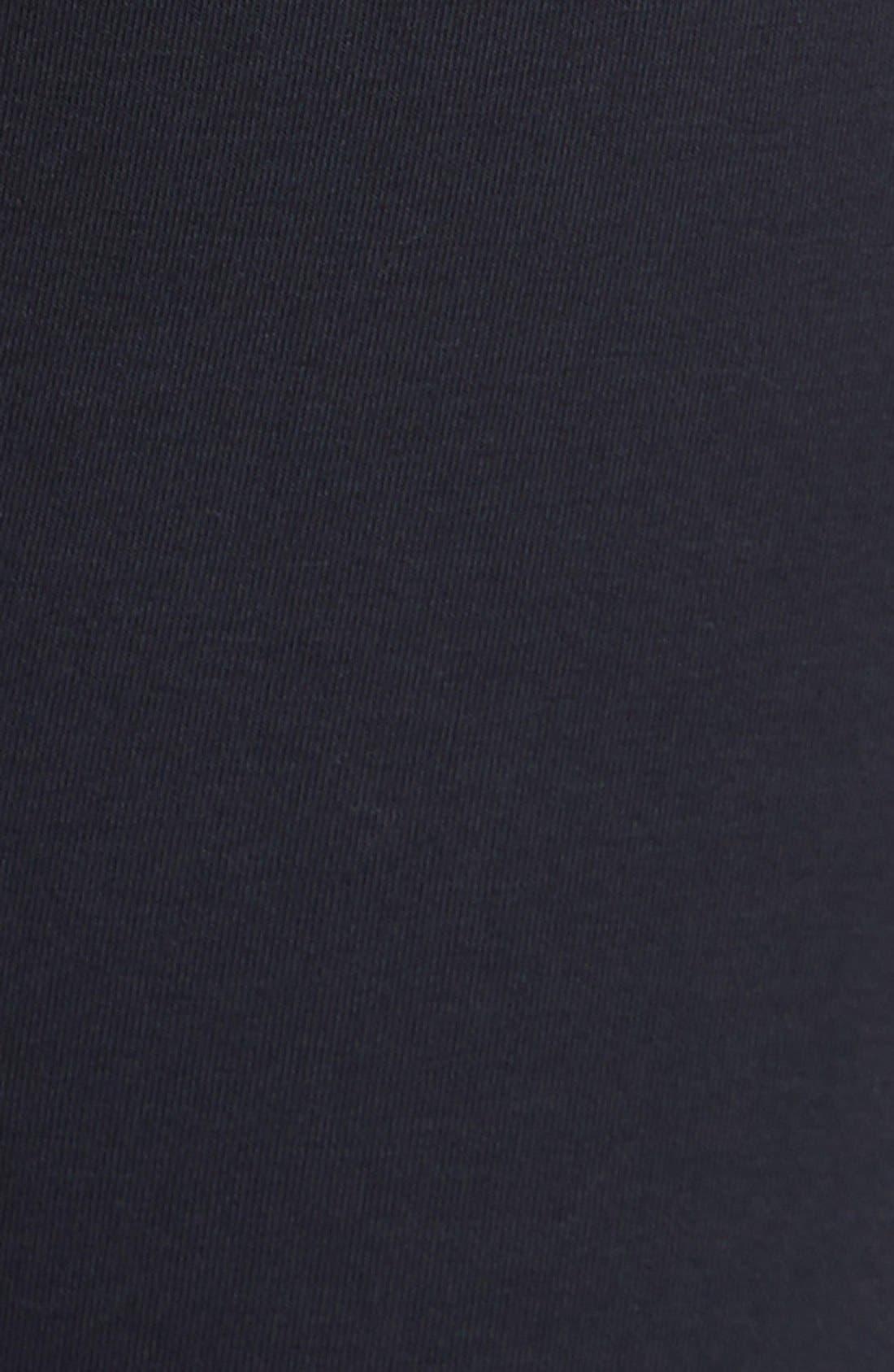 Alternate Image 3  - MICHAEL Michael Kors Foldover Waist Leggings