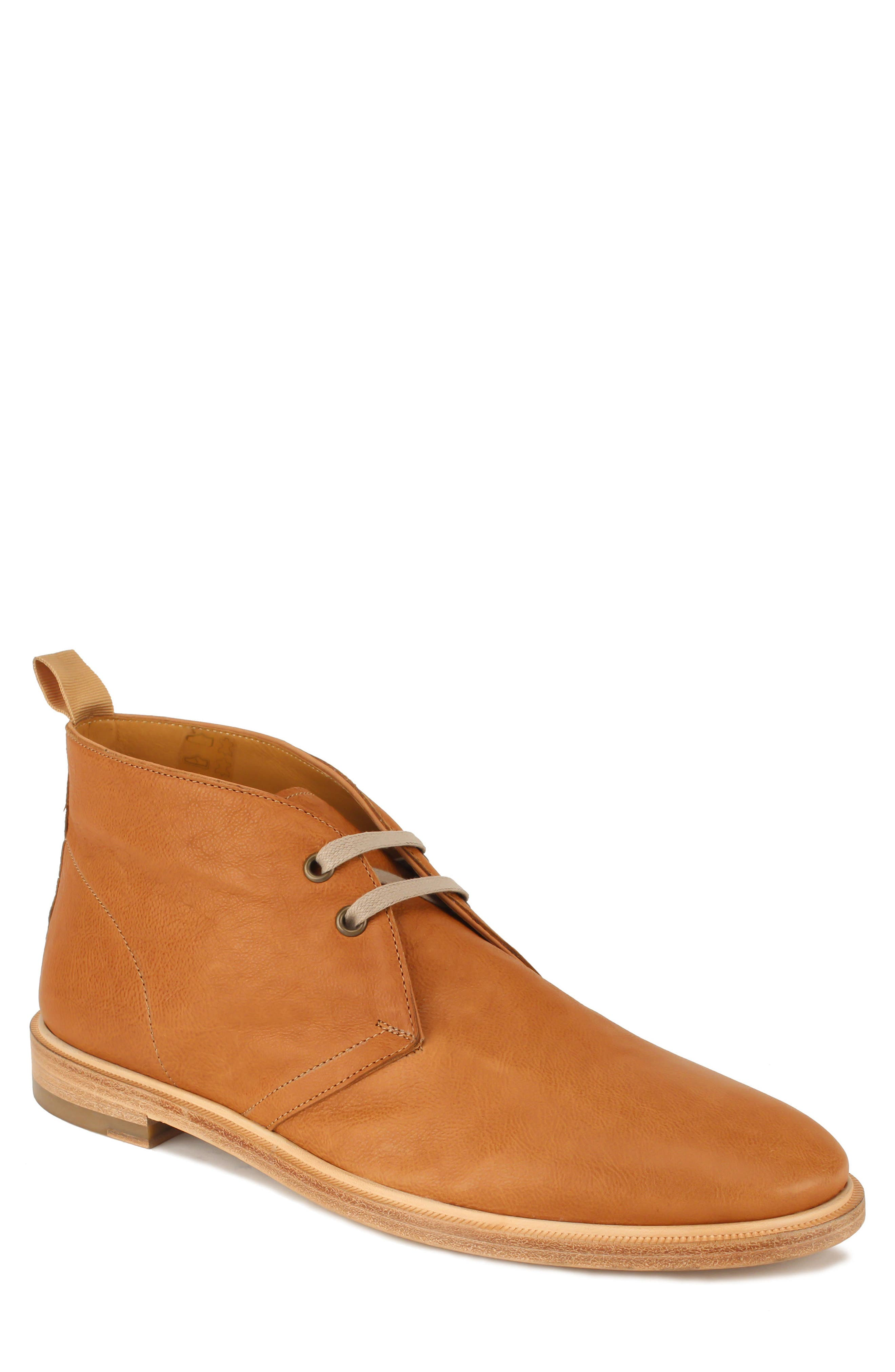 Luke Chukka Boot,                         Main,                         color, Sahara Leather