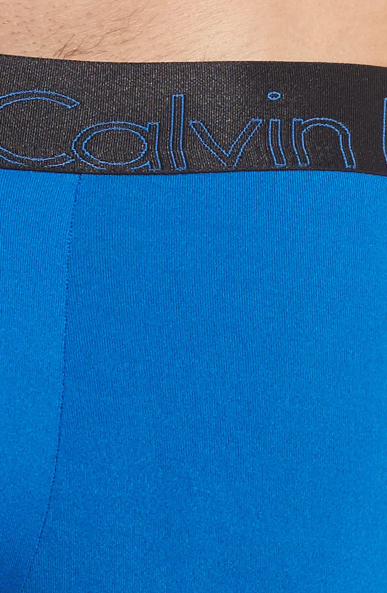 Edge Microfiber Trunks,                             Alternate thumbnail 4, color,                             Dream Blue