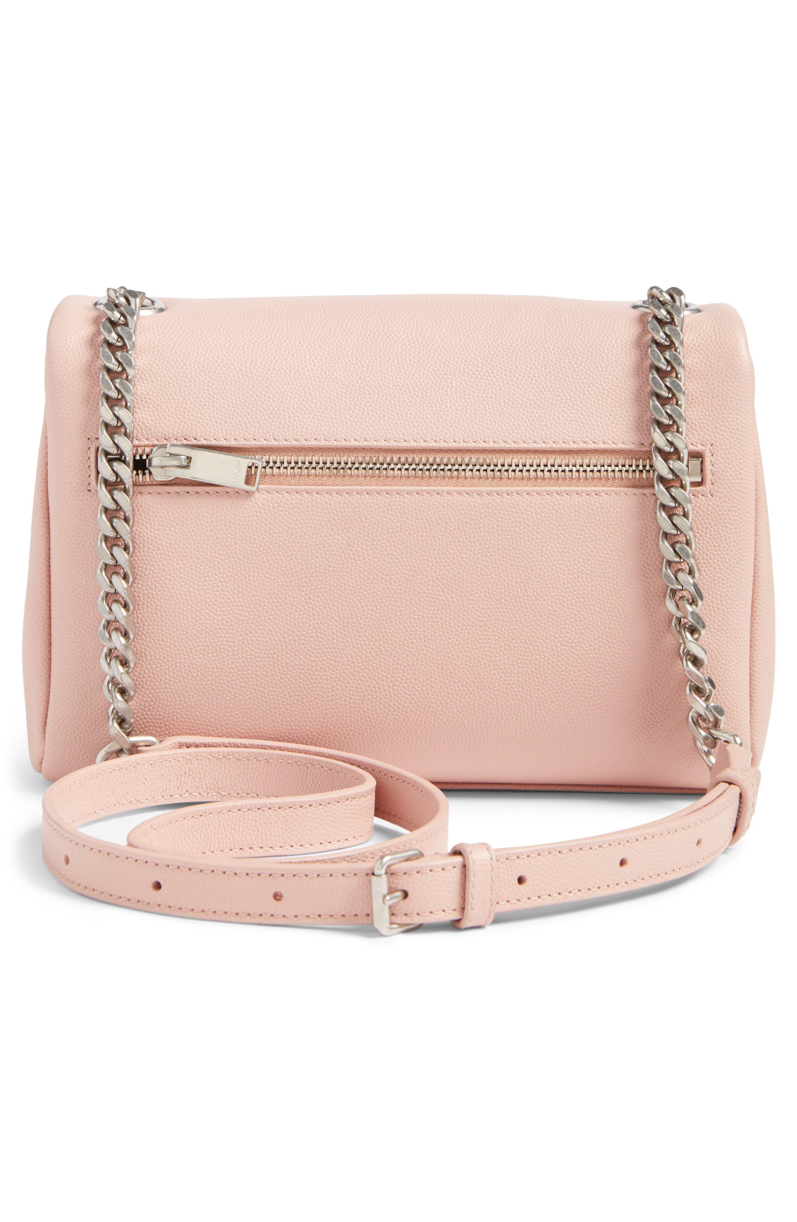 Alternate Image 2  - Saint Laurent West Hollywood Calfskin Leather Messenger Bag
