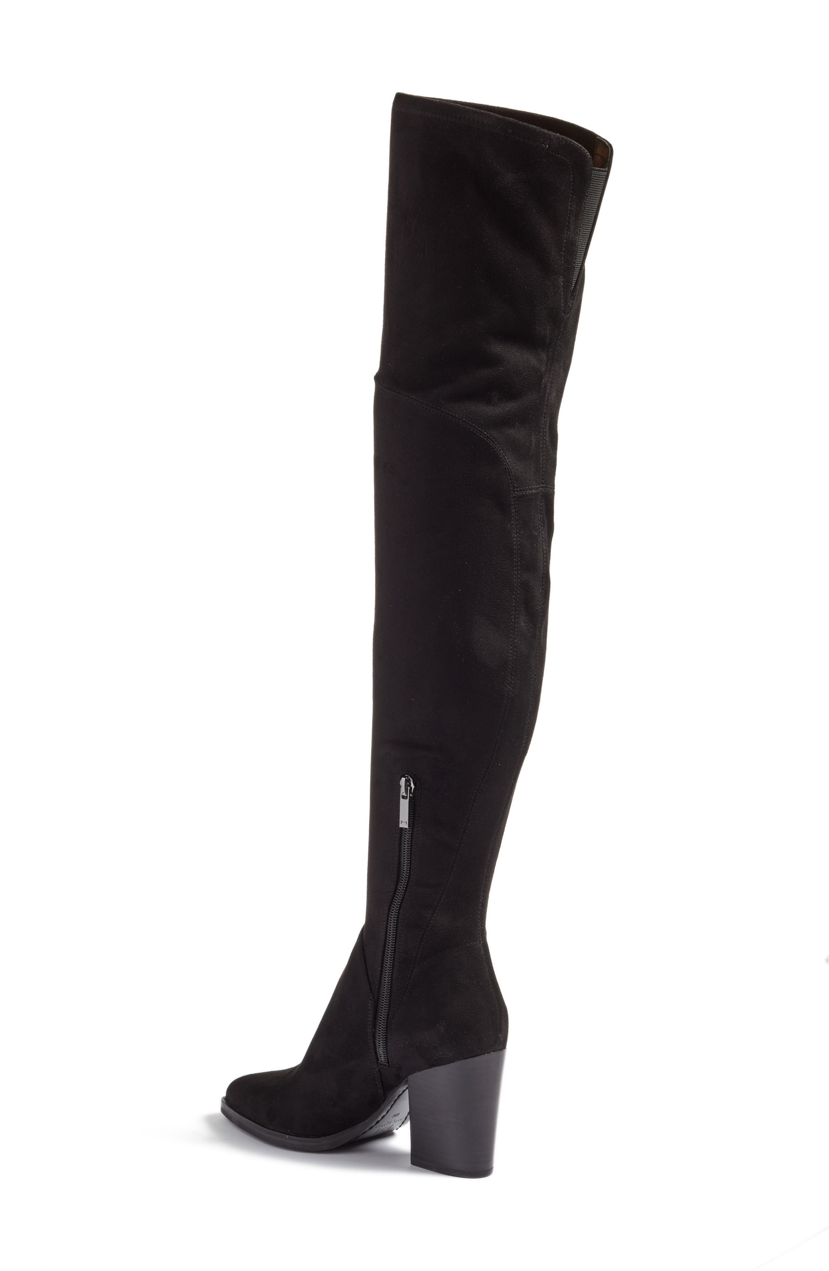 Alternate Image 2  - Marc Fisher LTD Arrine Over the Knee Boot (Women)