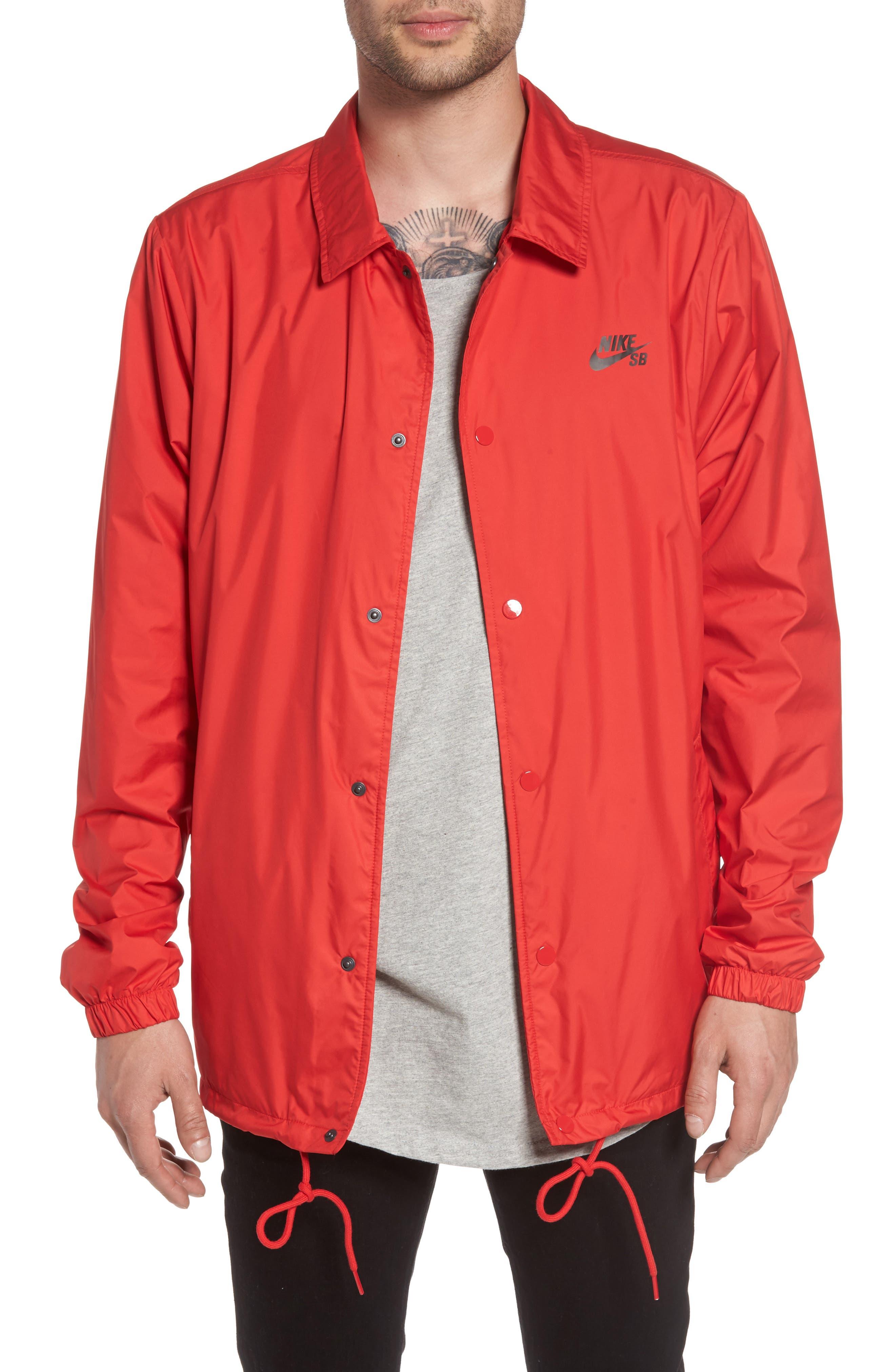 Nike SB Shield Coach's Jacket