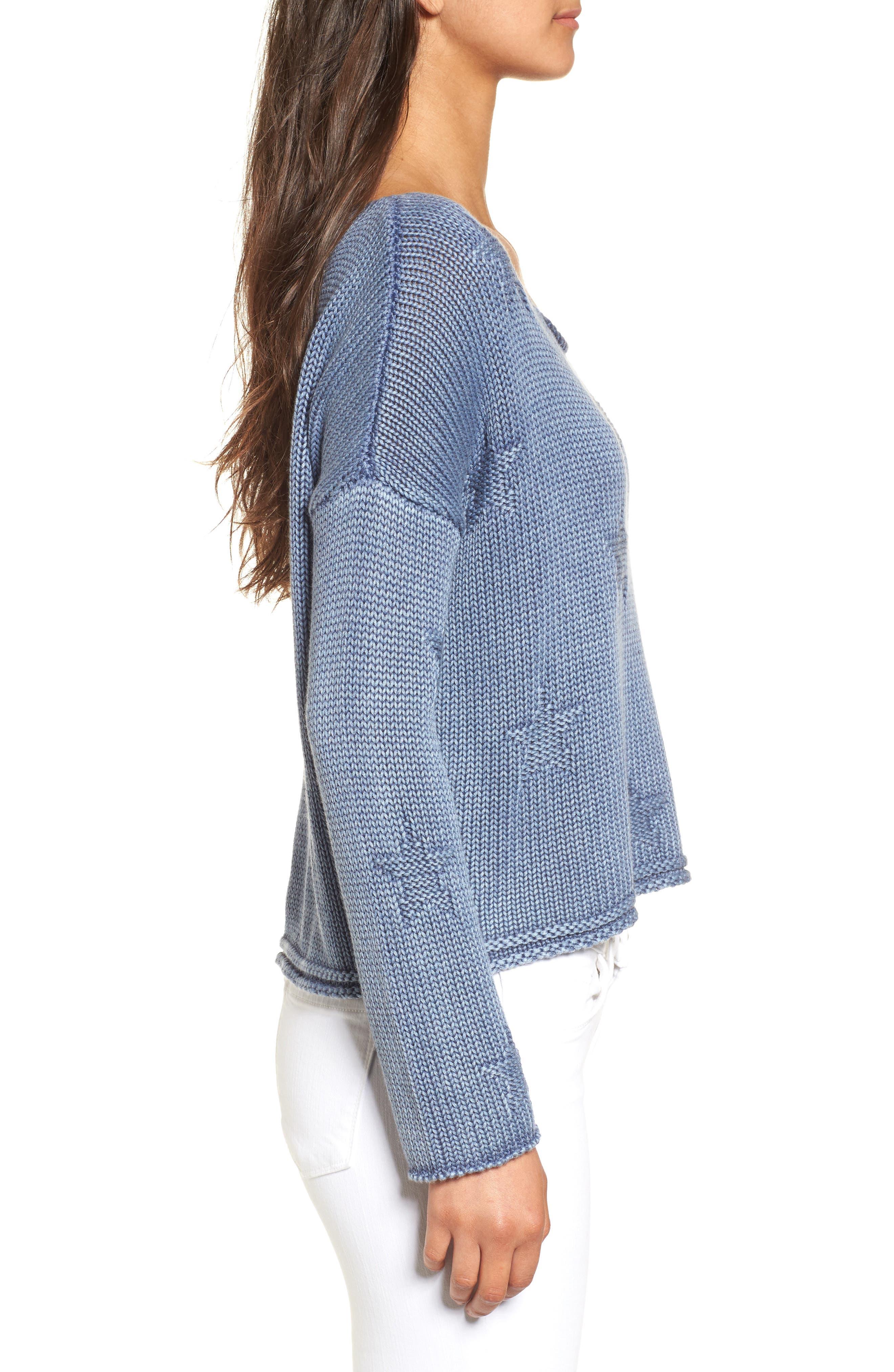Alternate Image 3  - Rails Kalani Knit Pullover