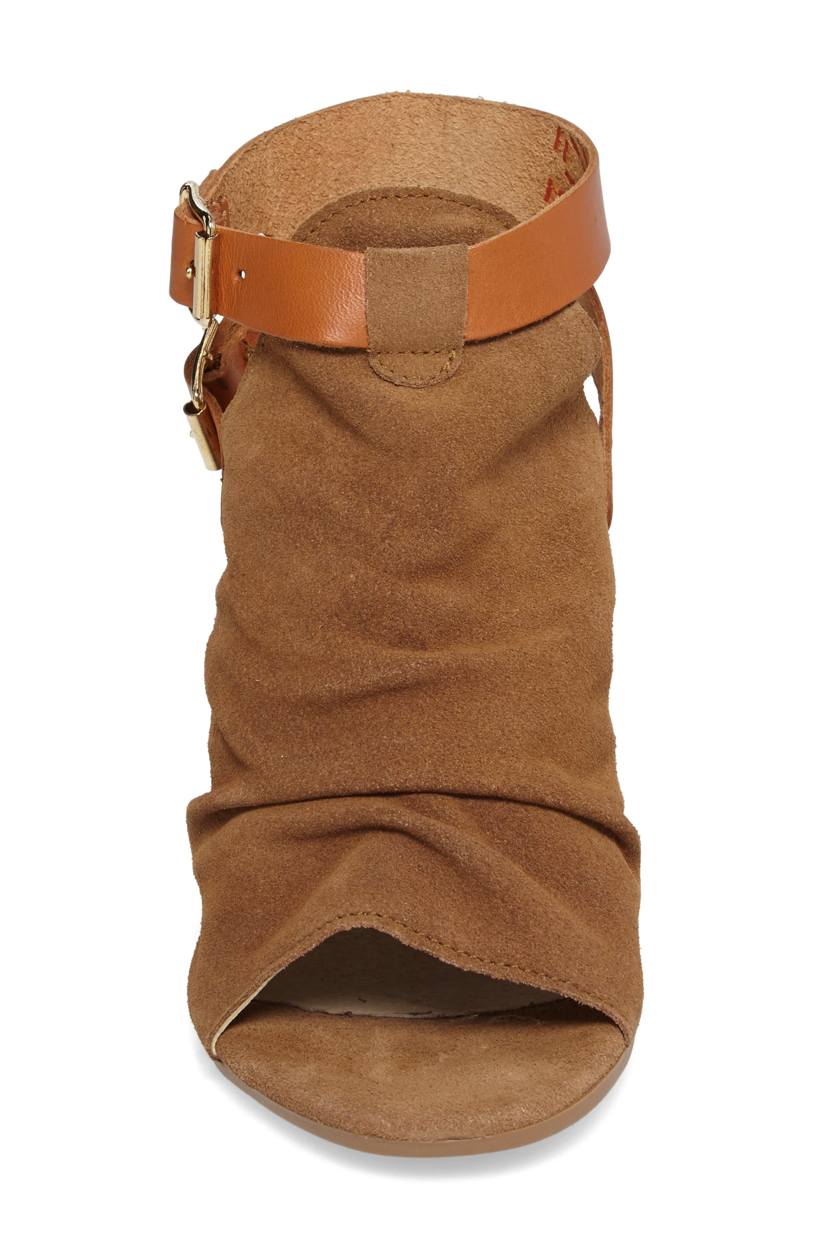 Alternate Image 4  - Bos. & Co. Ivy Block Heel Sandal (Women)