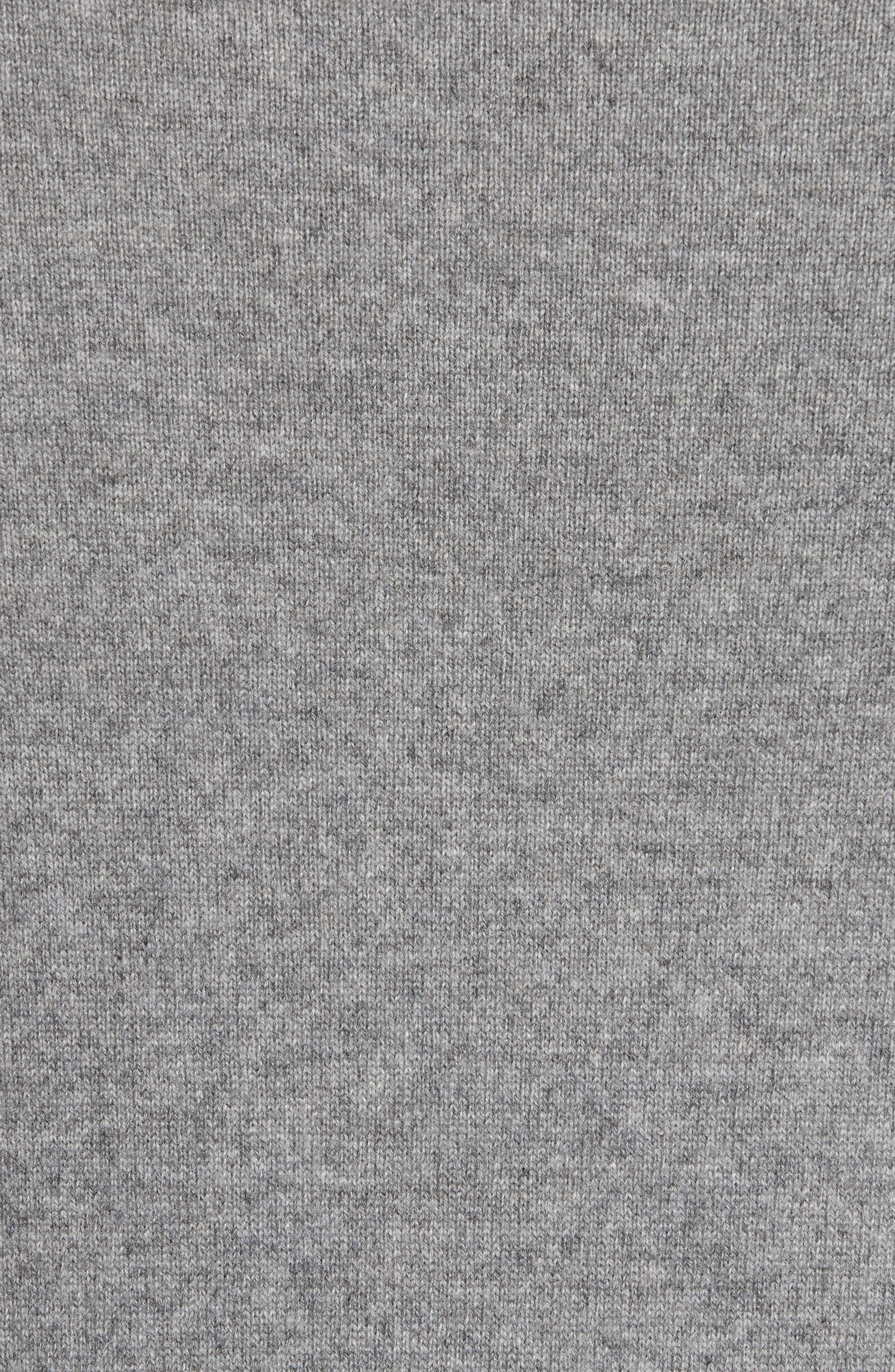 Turtleneck Sweater,                             Alternate thumbnail 5, color,                             Grey